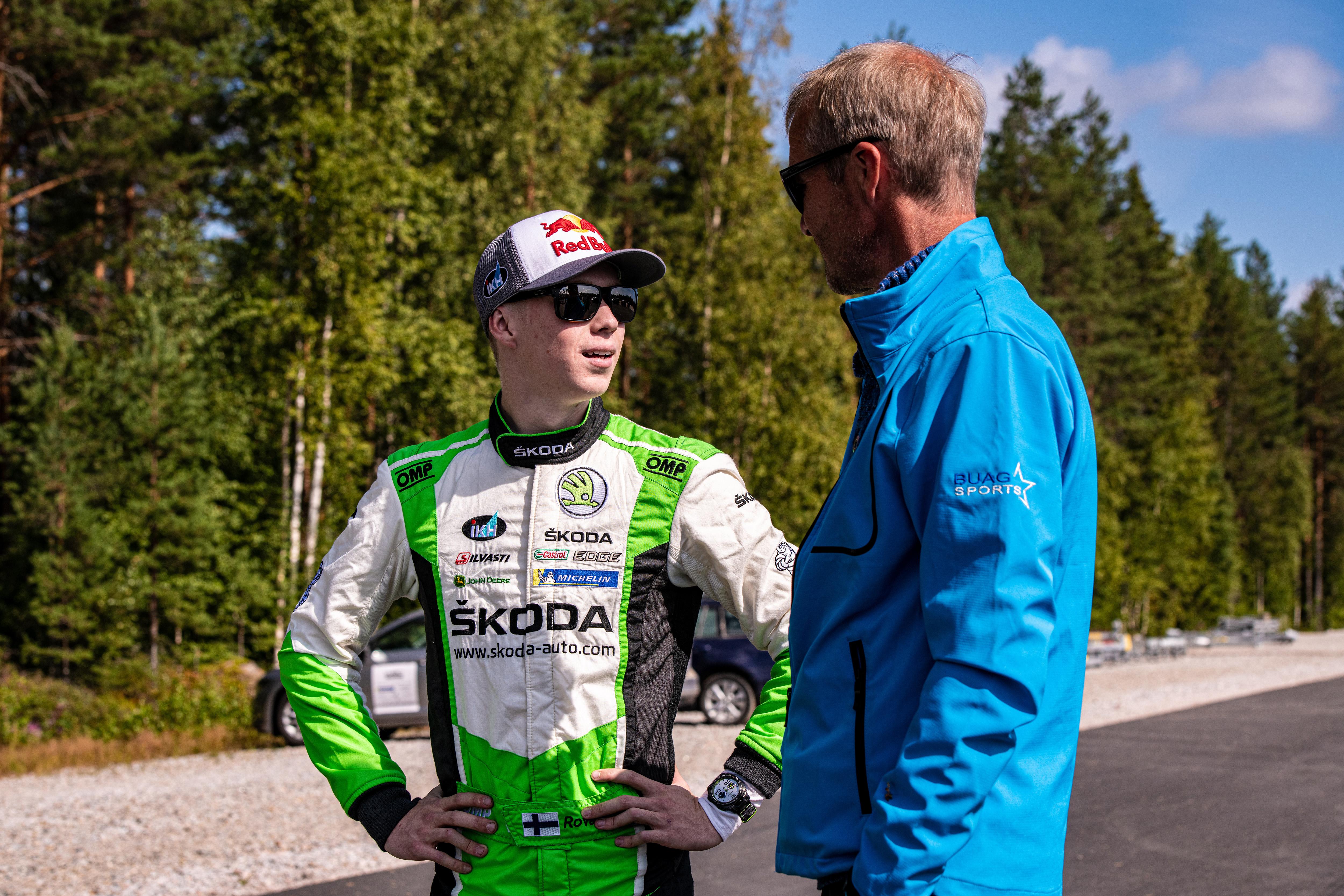 Rallye Finsko 2019