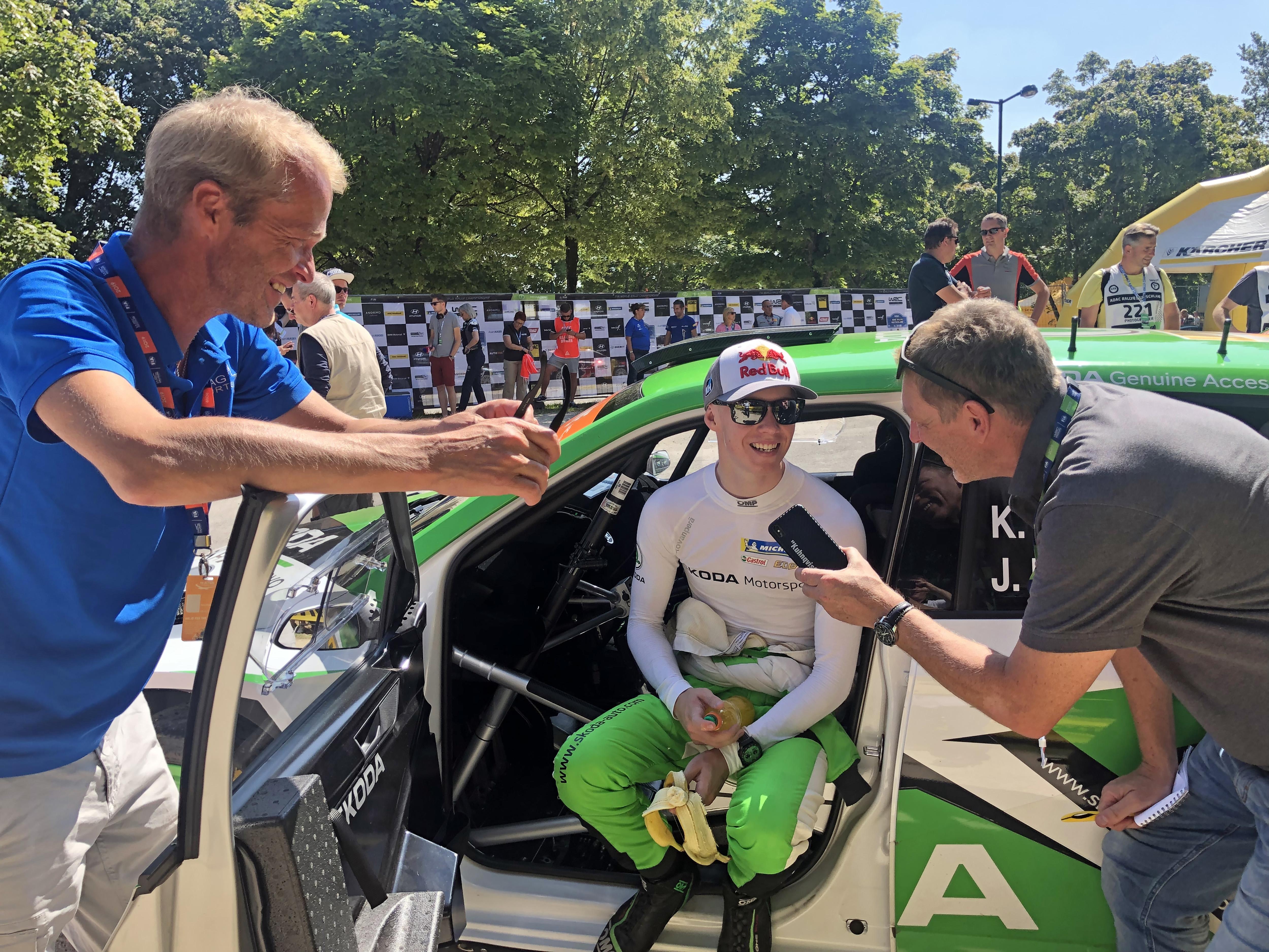 Rallye Německo 2019