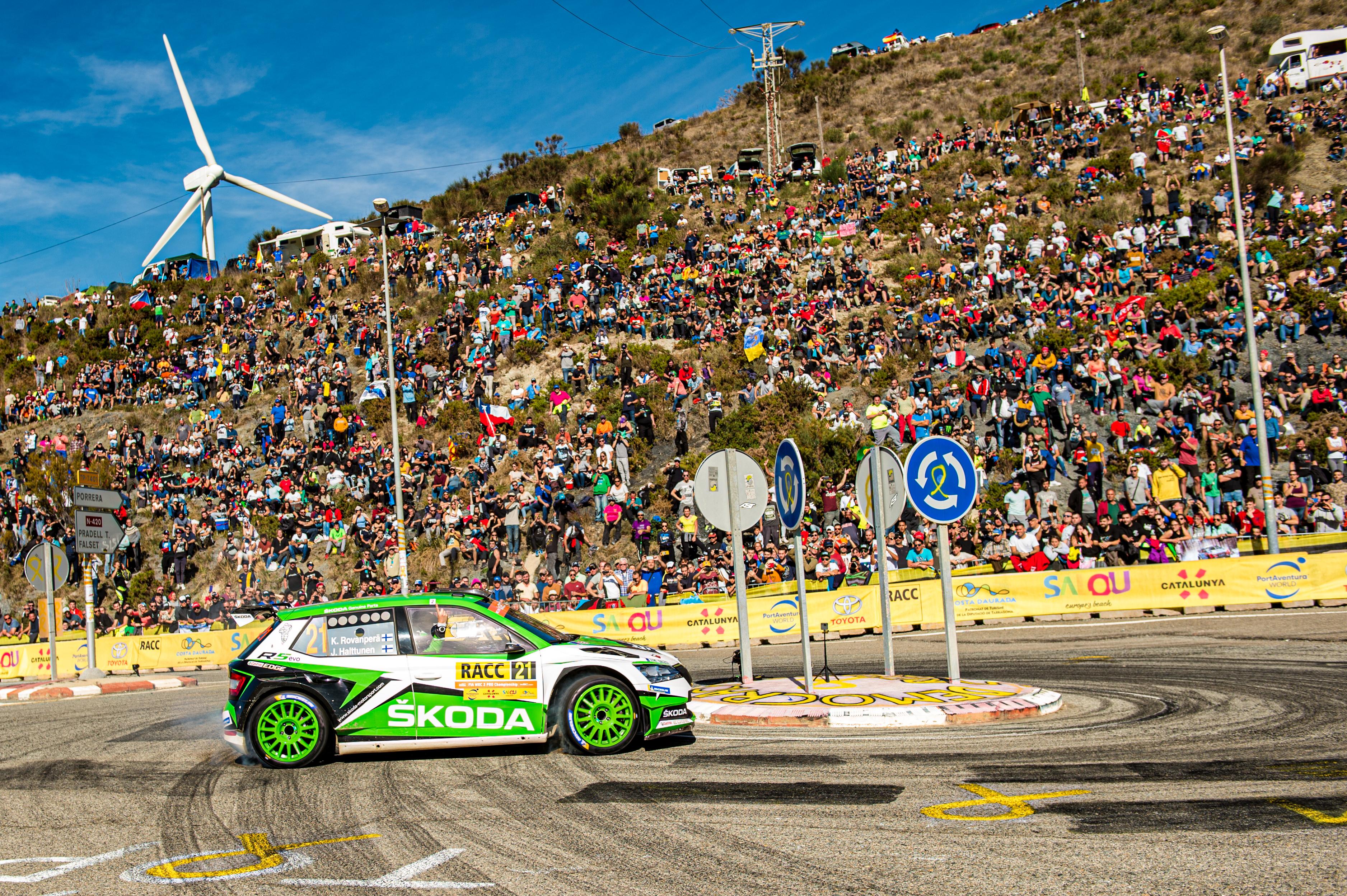 Rallye Spanien 2019