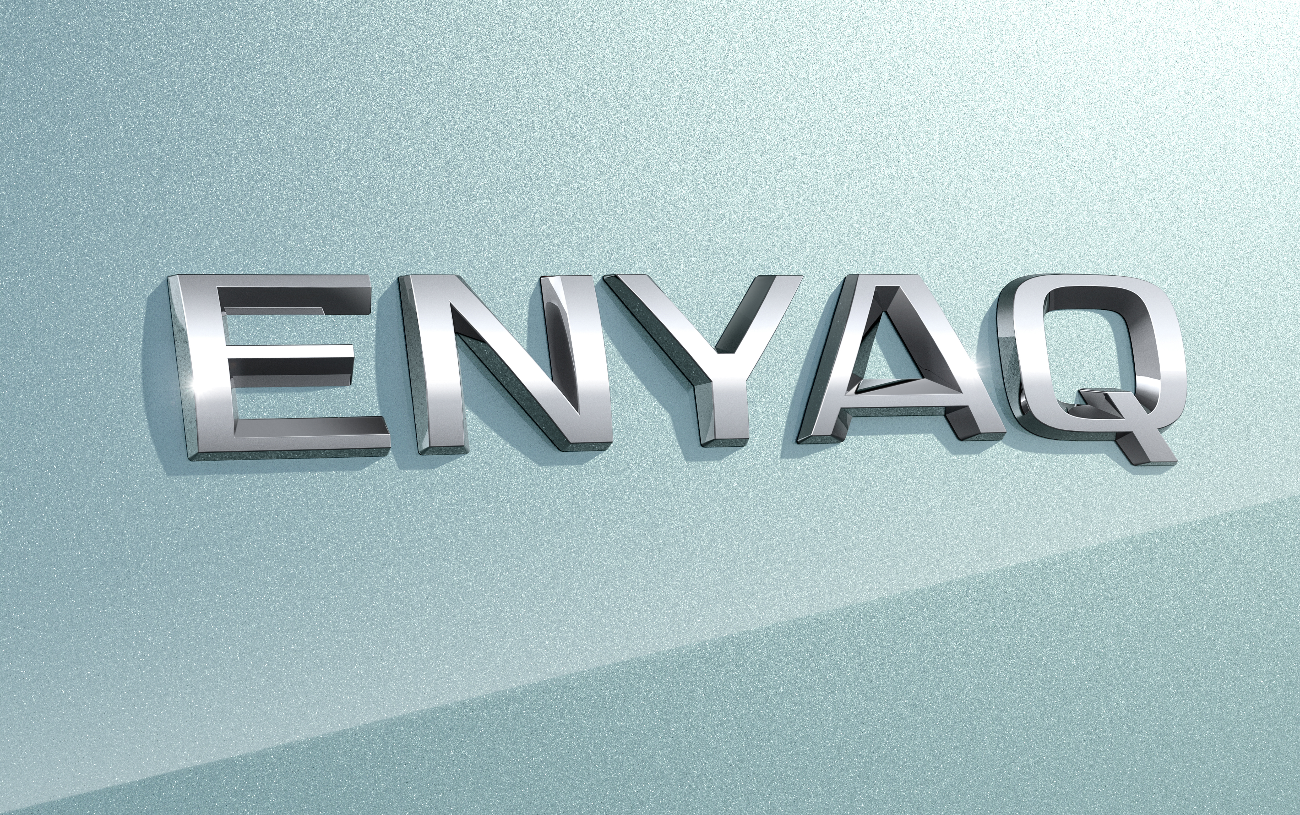 SKODA ENYAQ: Name of SKODA's first all-electric SUV is confirmed - Image 1