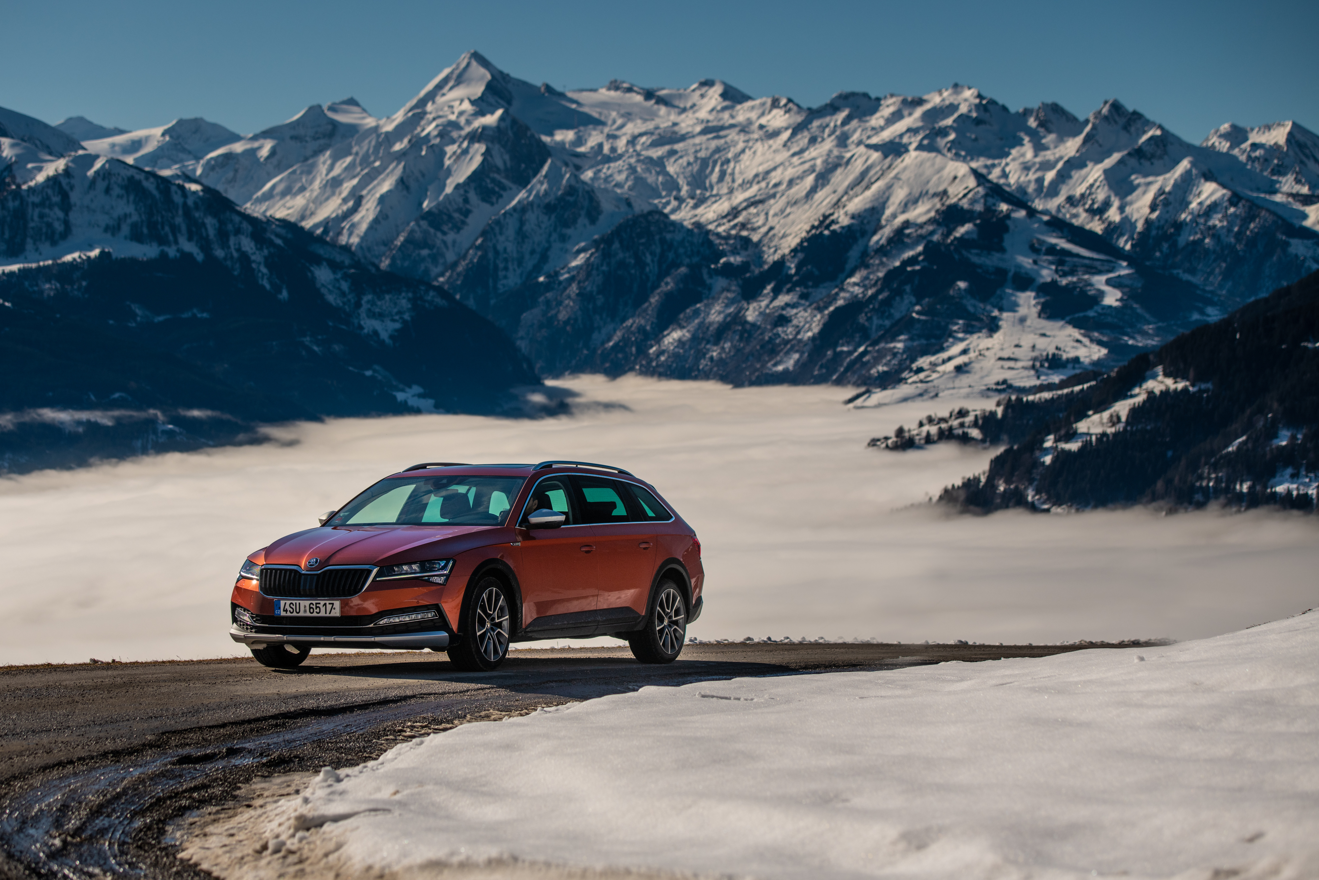 SKODA SUPERB SCOUT: a multifunctional lifestyle estate for any terrain - Image 4