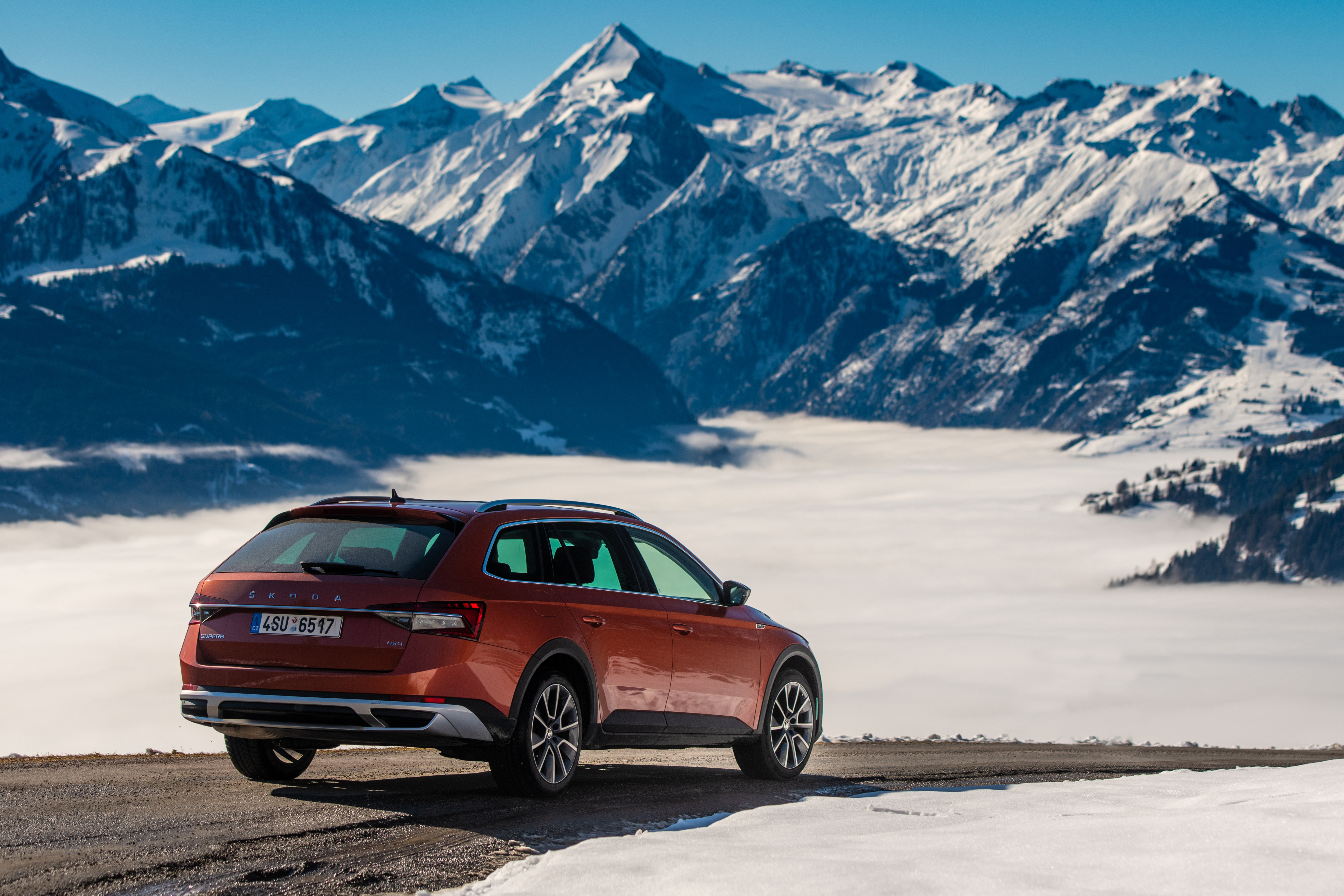 SKODA SUPERB SCOUT: a multifunctional lifestyle estate for any terrain - Image 3