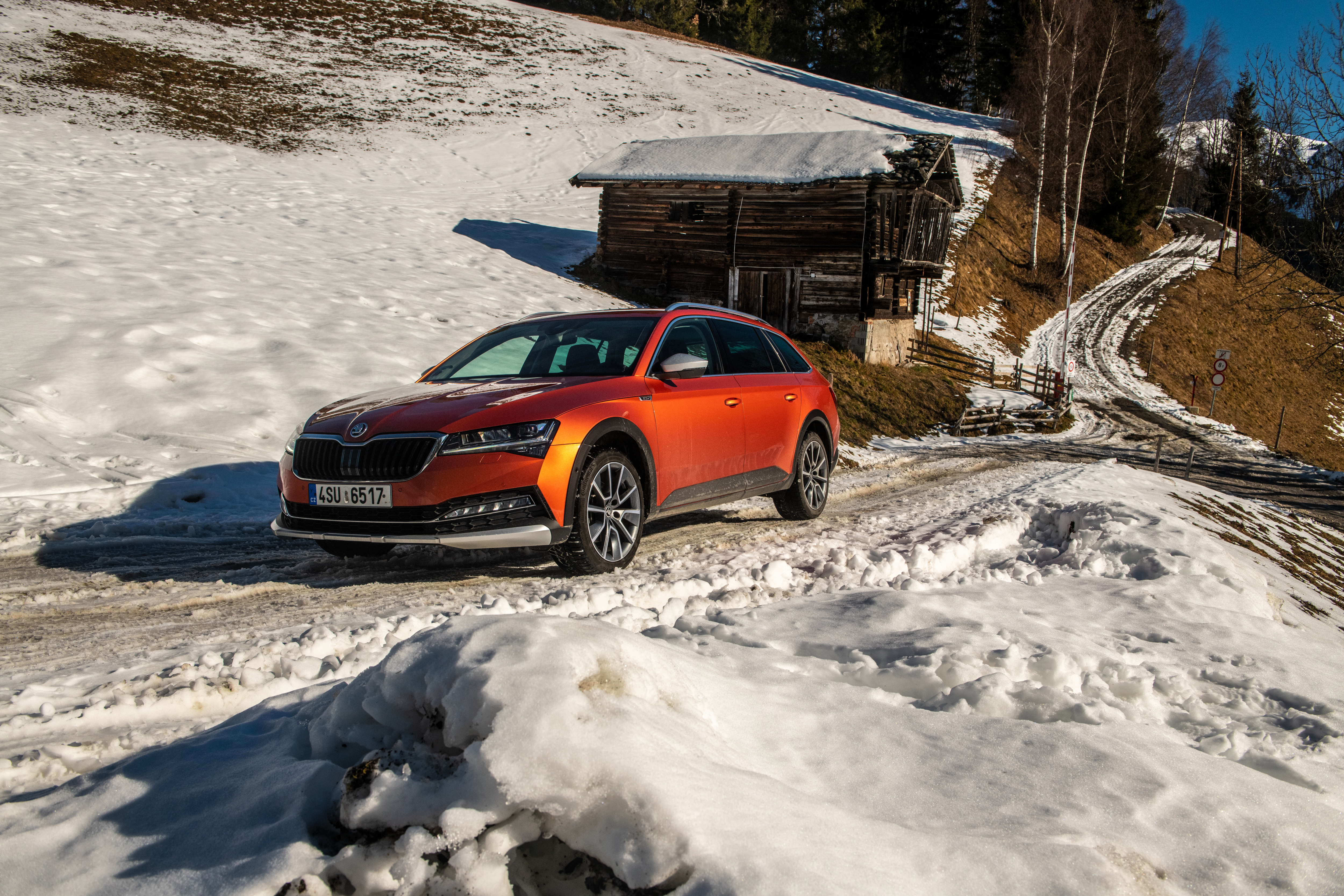 SKODA SUPERB SCOUT: a multifunctional lifestyle estate for any terrain - Image 2