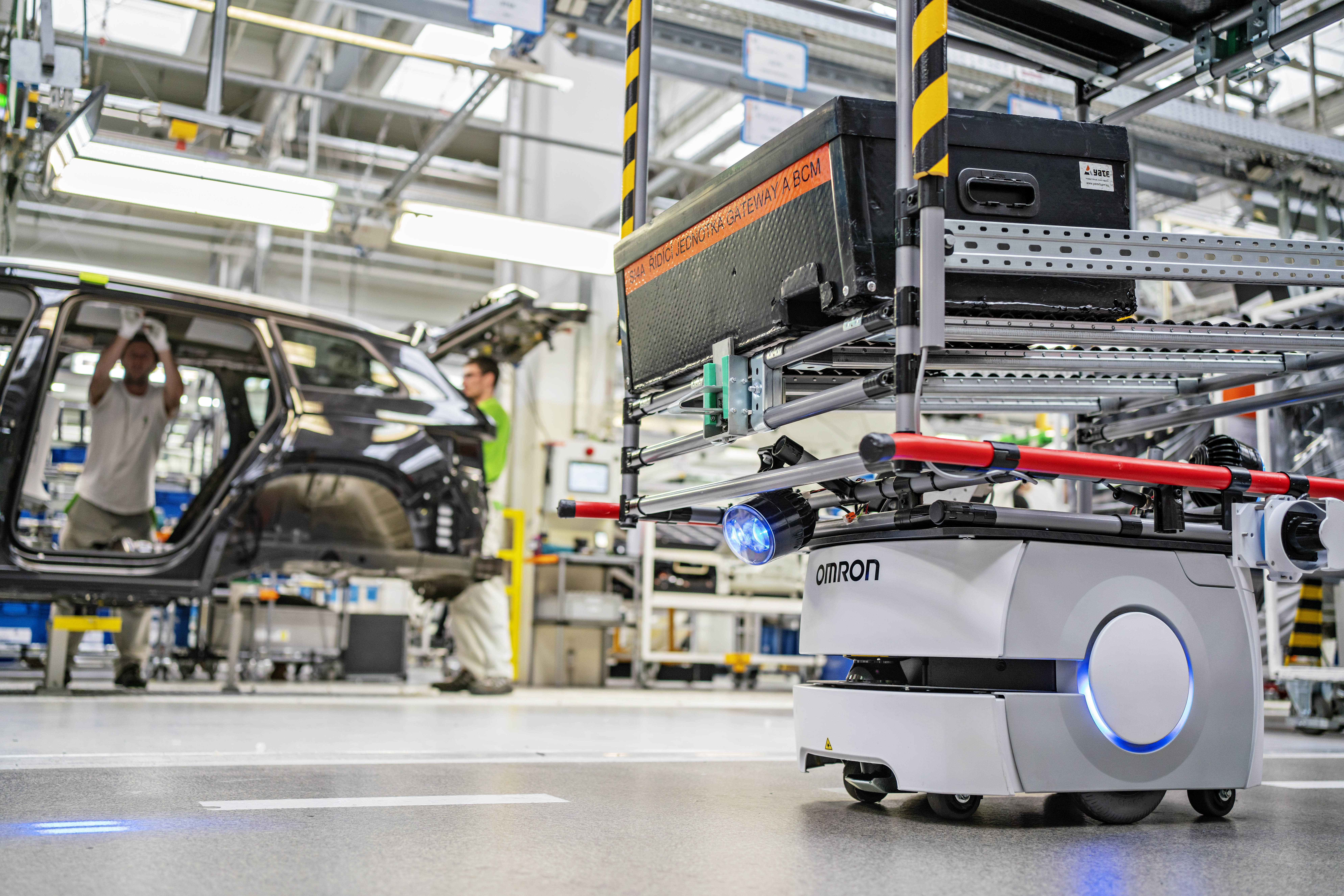SKODA AUTO sets production record in Kvasiny - Image 1