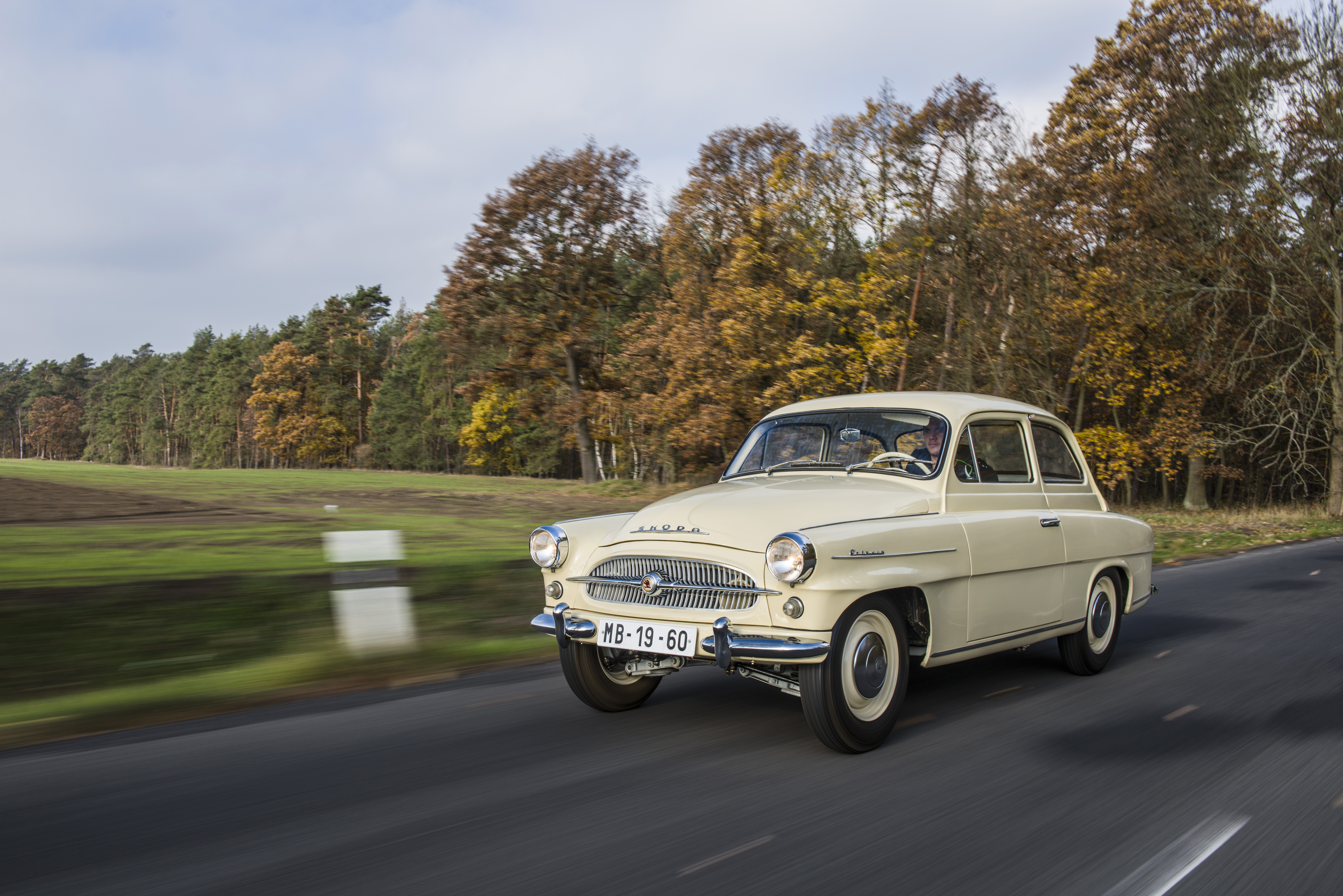 60. výročí legendy: Klíčový model ŠKODA OCTAVIA slaví jubileum