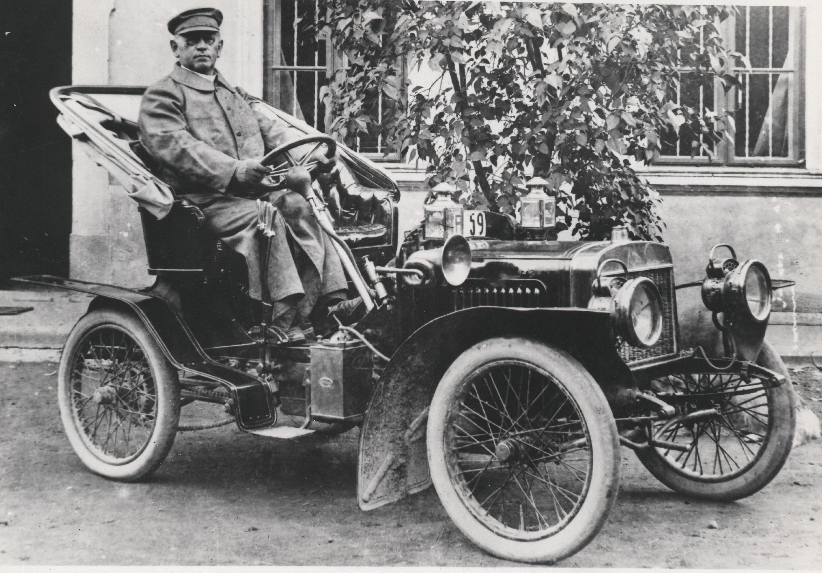voiturette A