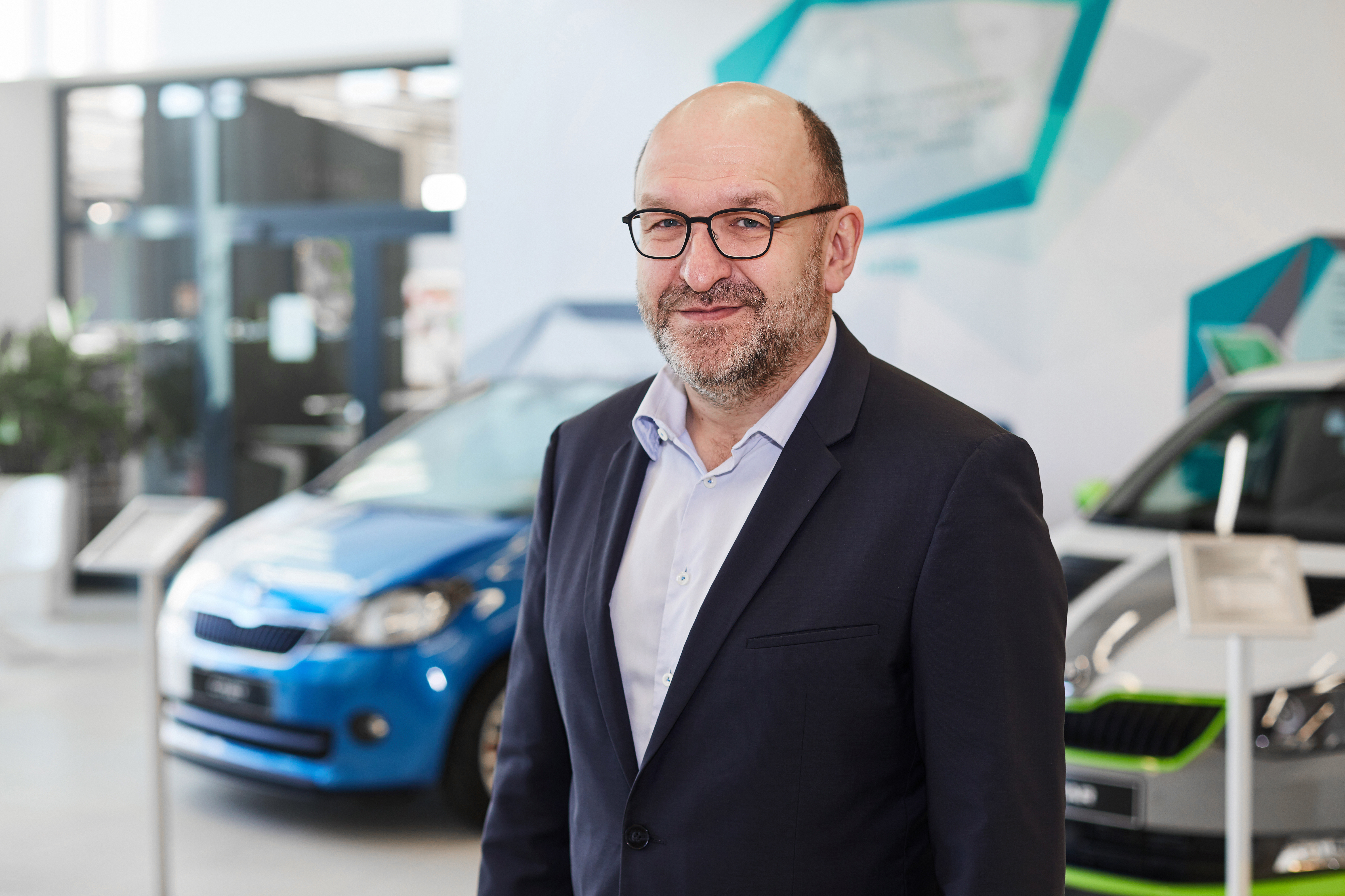 Interview with Alois Kauer, new head of the SKODA Academy and patron of the apprentice car 2020 - Image 1