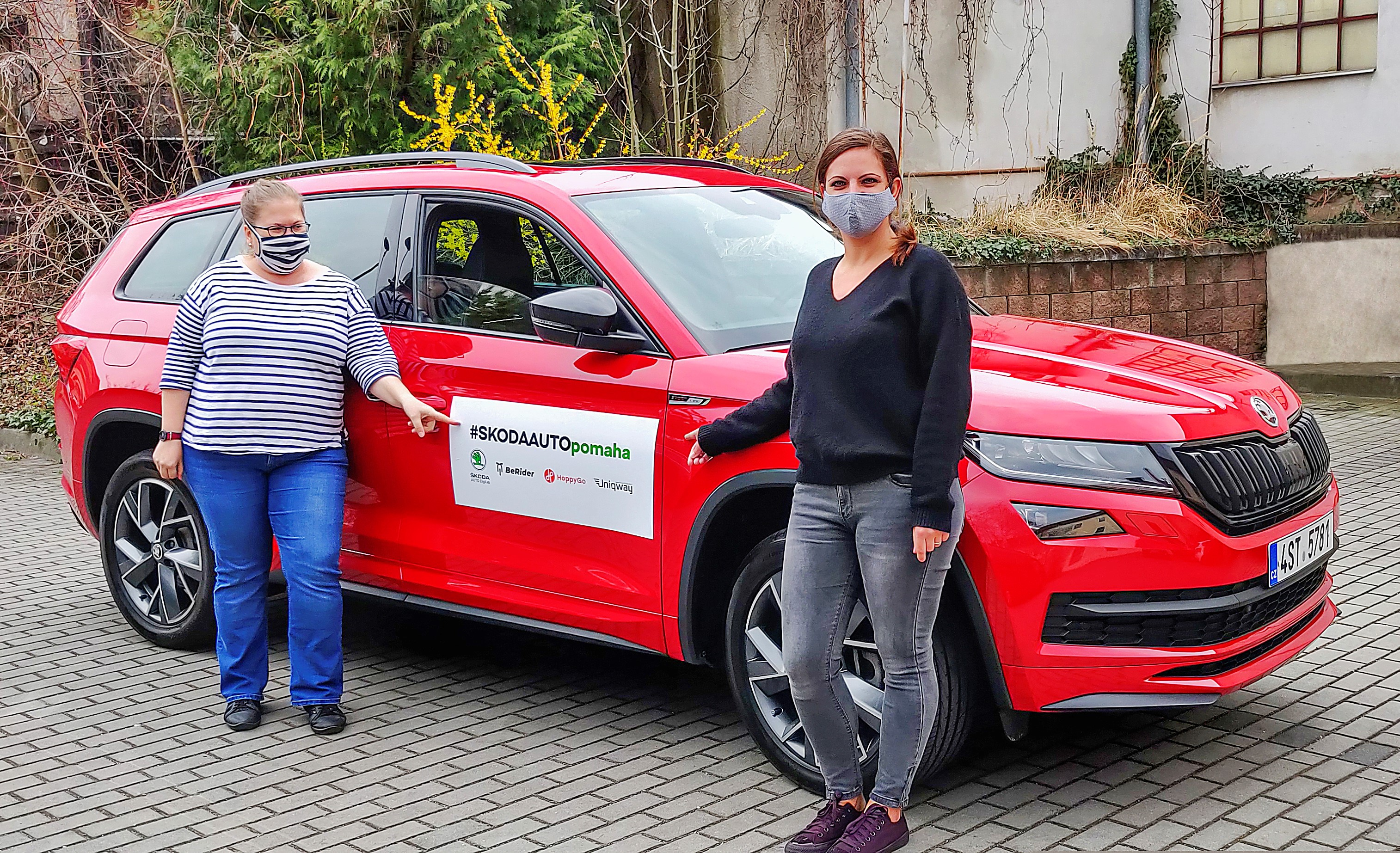 #SKODAAUTOhelps: SKODA AUTO is fully committed to combat the spread of the coronavirus - Image 2