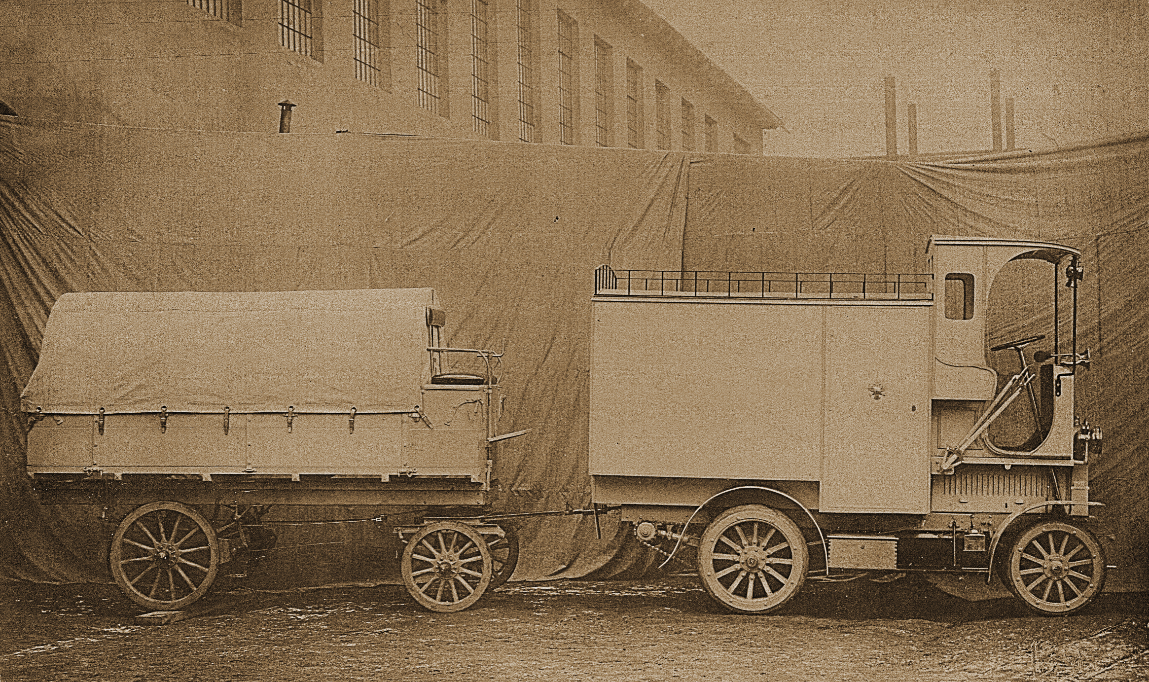 Lesser-known models from SKODA AUTO's 125-year history: The 'Černá Hora-Montenegro' buses and vans - Image 4