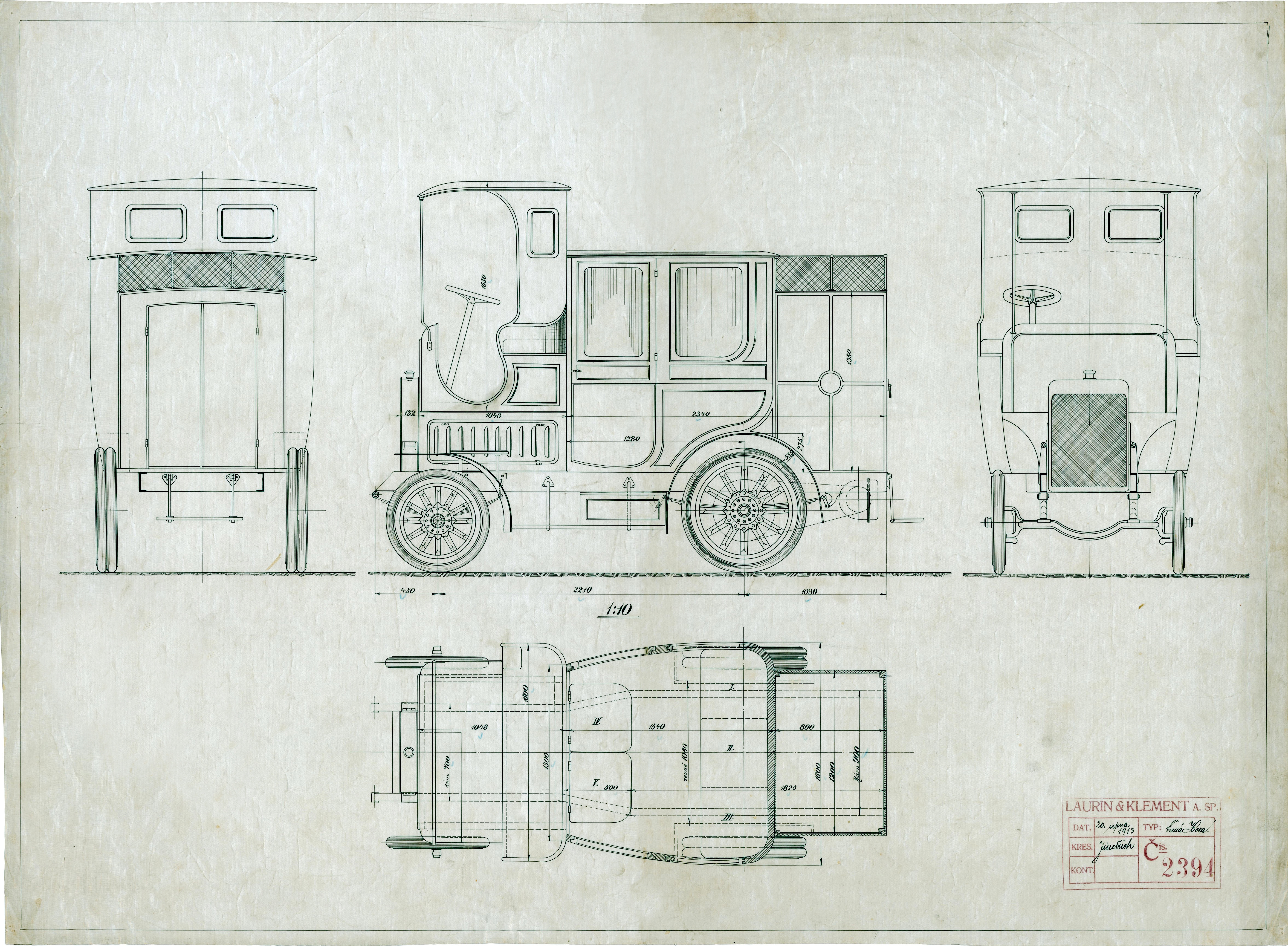 Lesser-known models from SKODA AUTO's 125-year history: The 'Černá Hora-Montenegro' buses and vans - Image 2