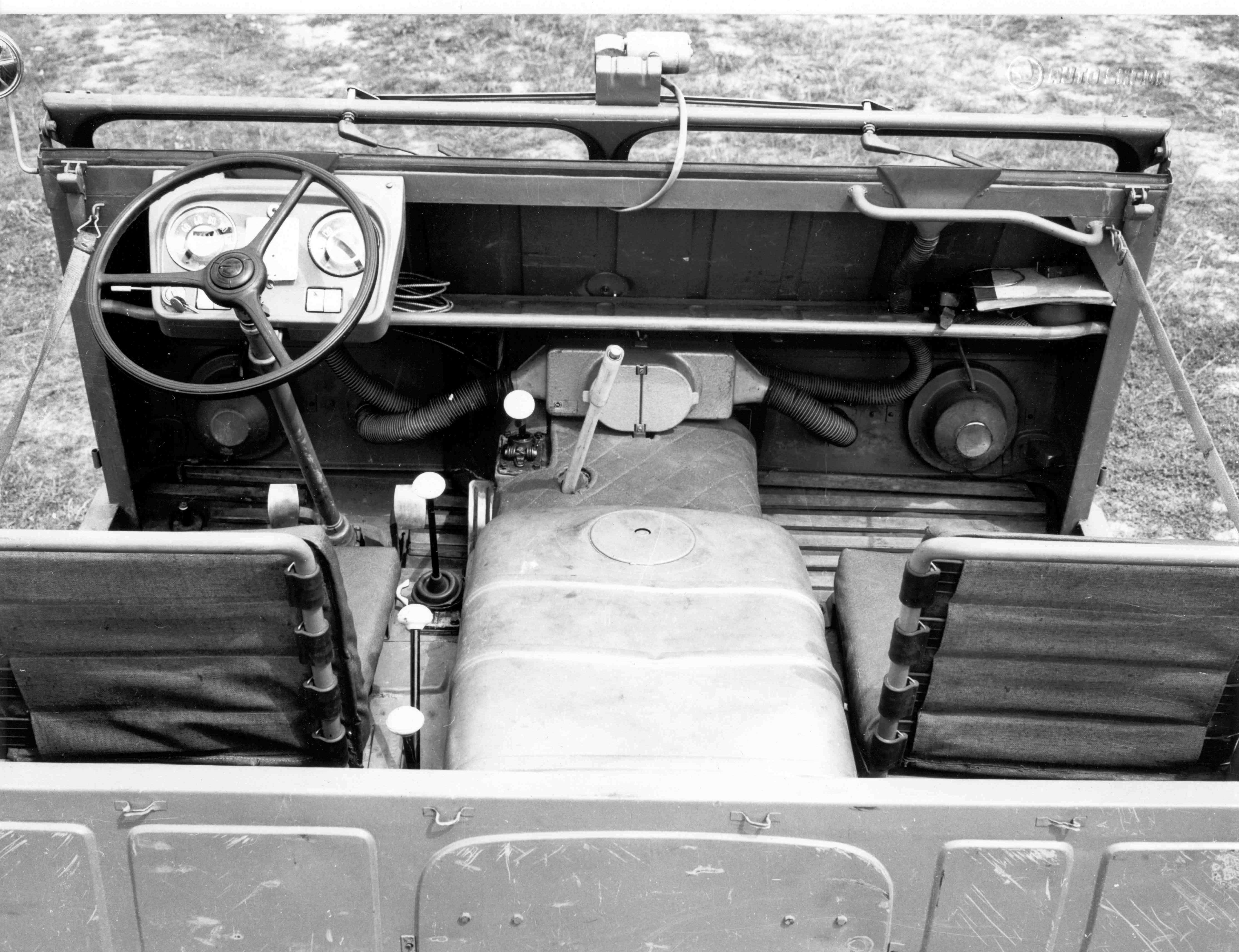 Lesser-known models from SKODA AUTO's 125-year history: Type 998 'Agromobil' from 1962 - Image 3