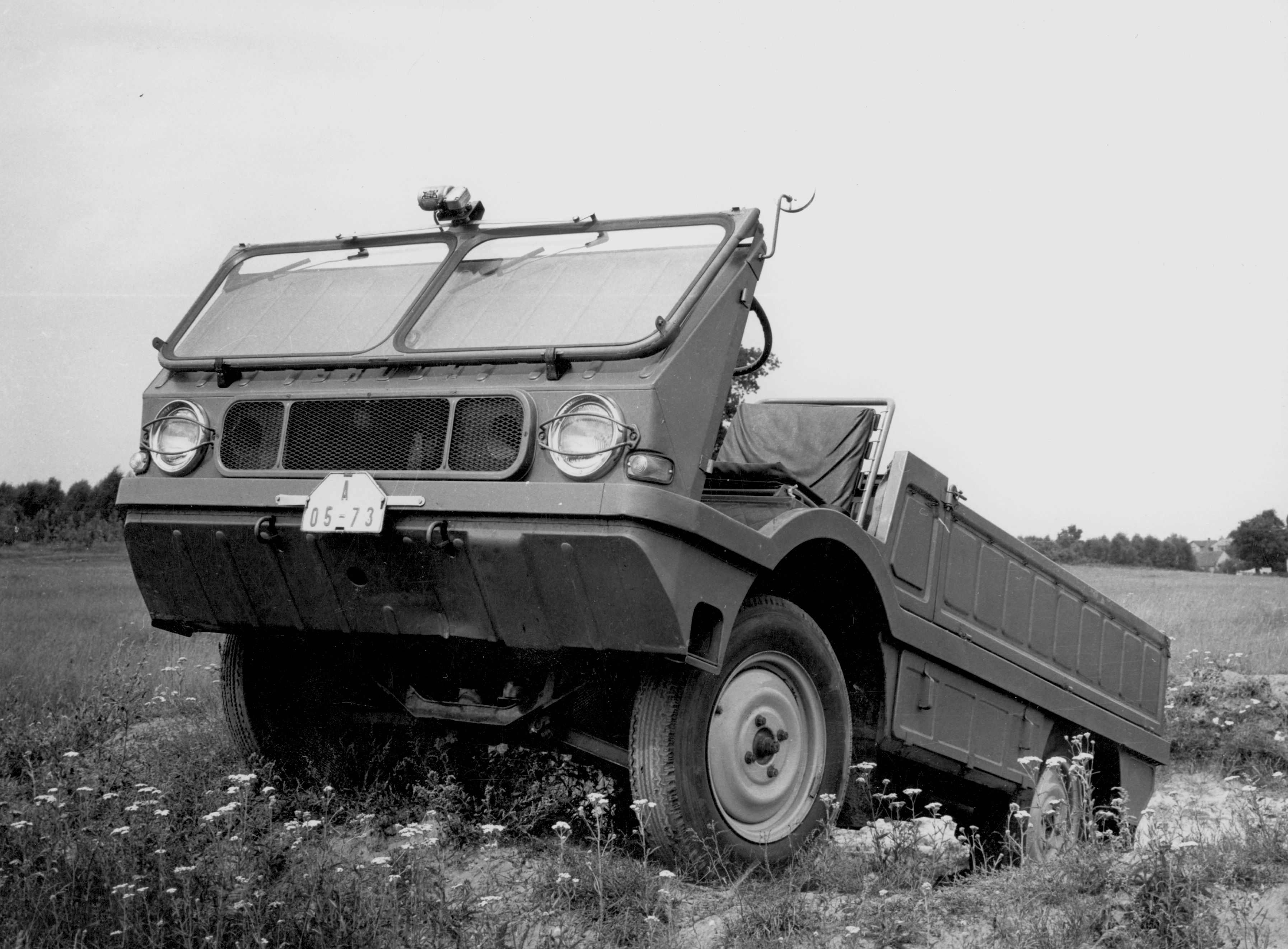 Lesser-known models from SKODA AUTO's 125-year history: Type 998 'Agromobil' from 1962 - Image 5