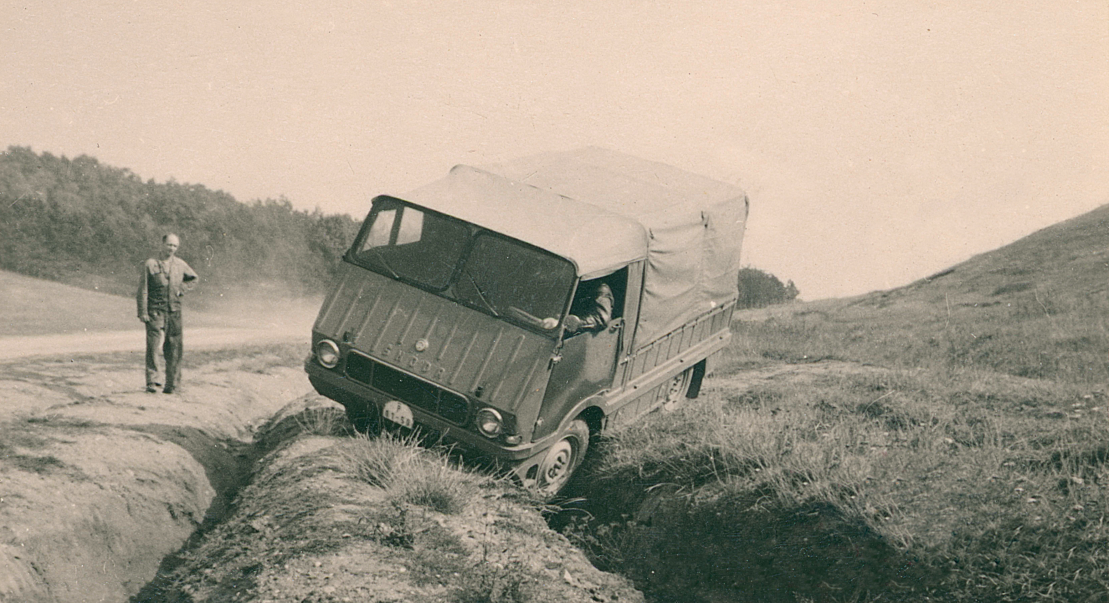 Lesser-known models from SKODA AUTO's 125-year history: Type 998 'Agromobil' from 1962 - Image 6