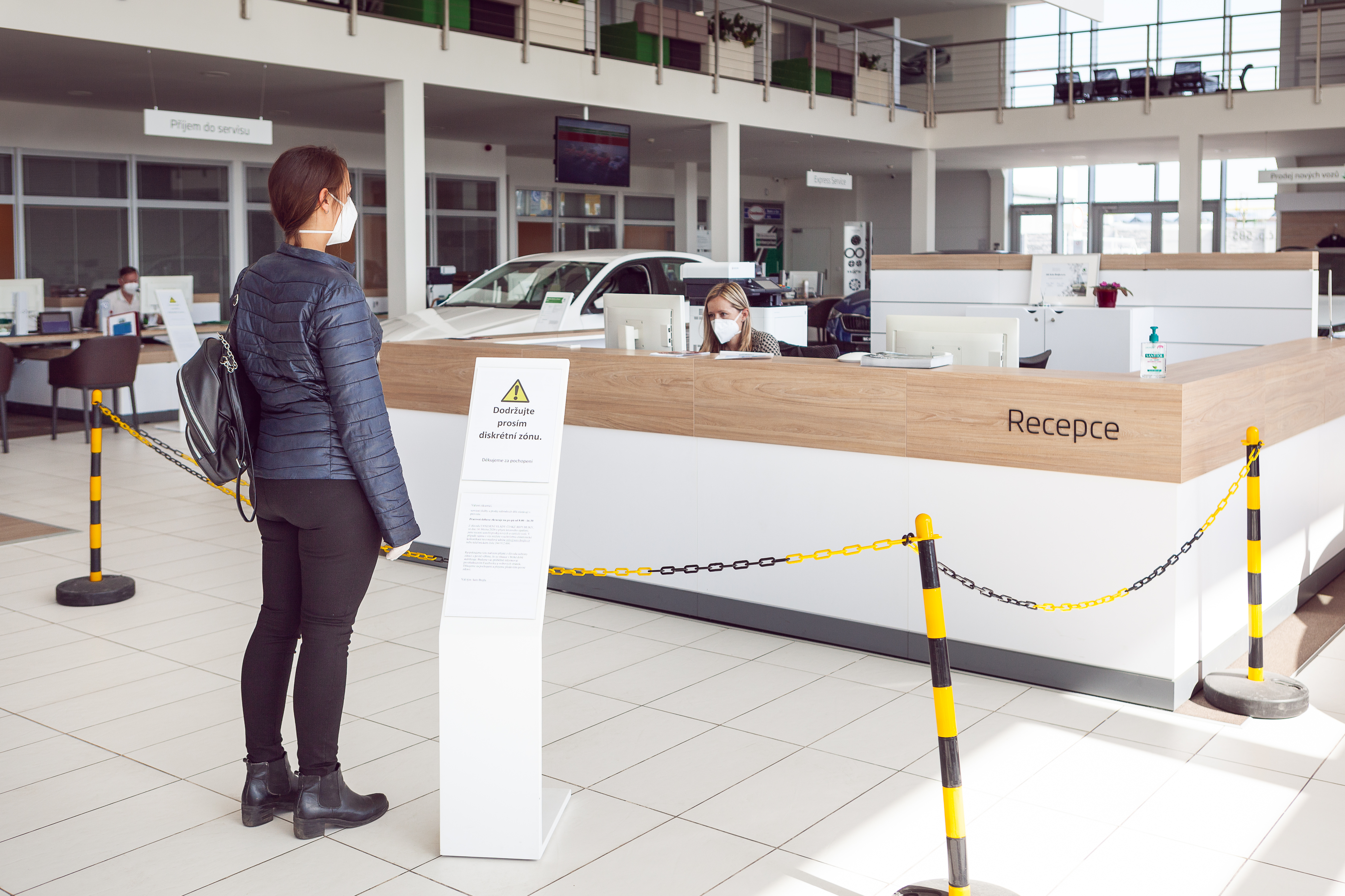 SKODA importers support the fight against coronavirus worldwide with numerous measures - Image 1
