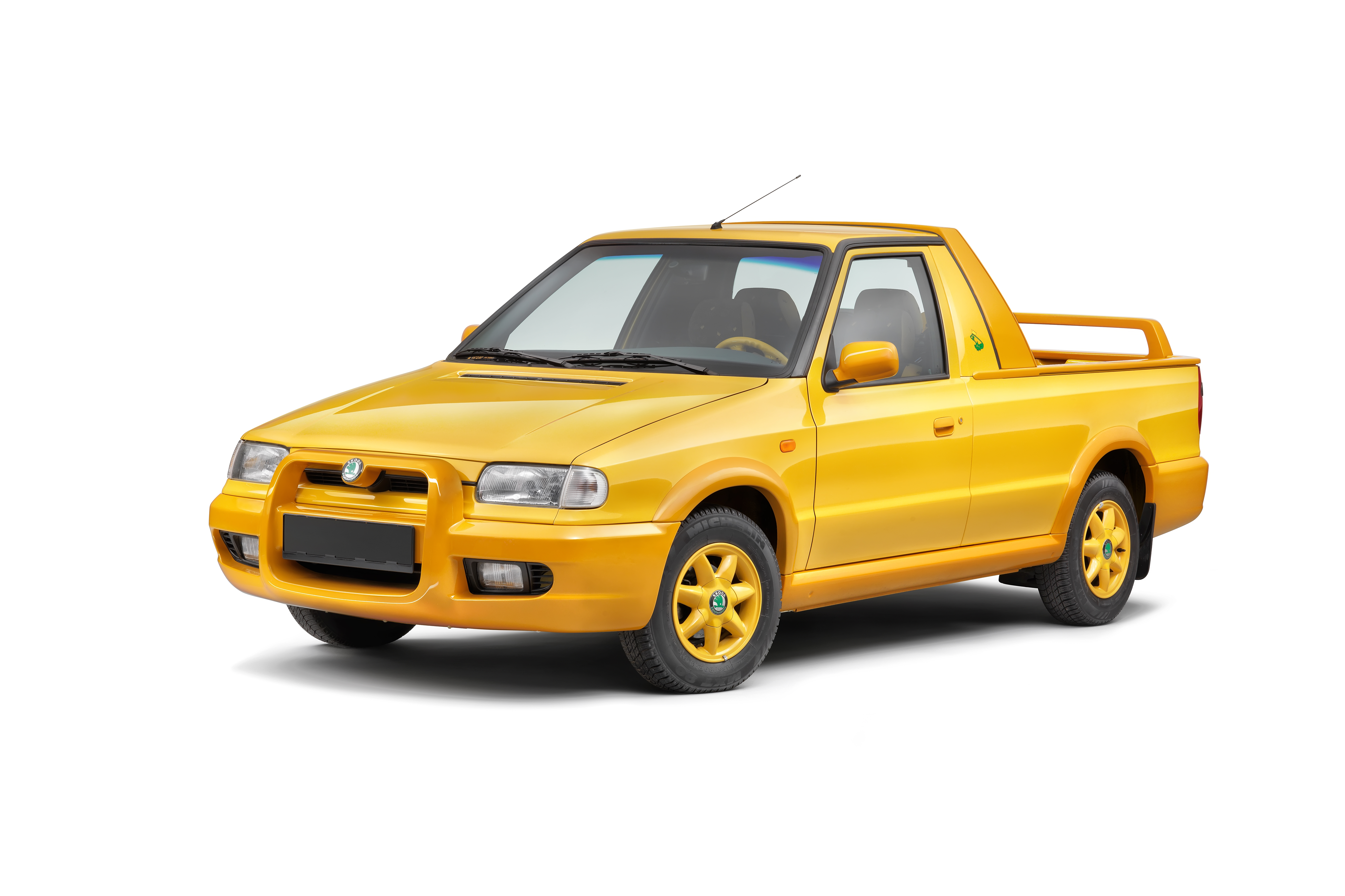 Lesser-known models from SKODA AUTO's 125-year history: The SKODA FELICIA Fun - Image 4