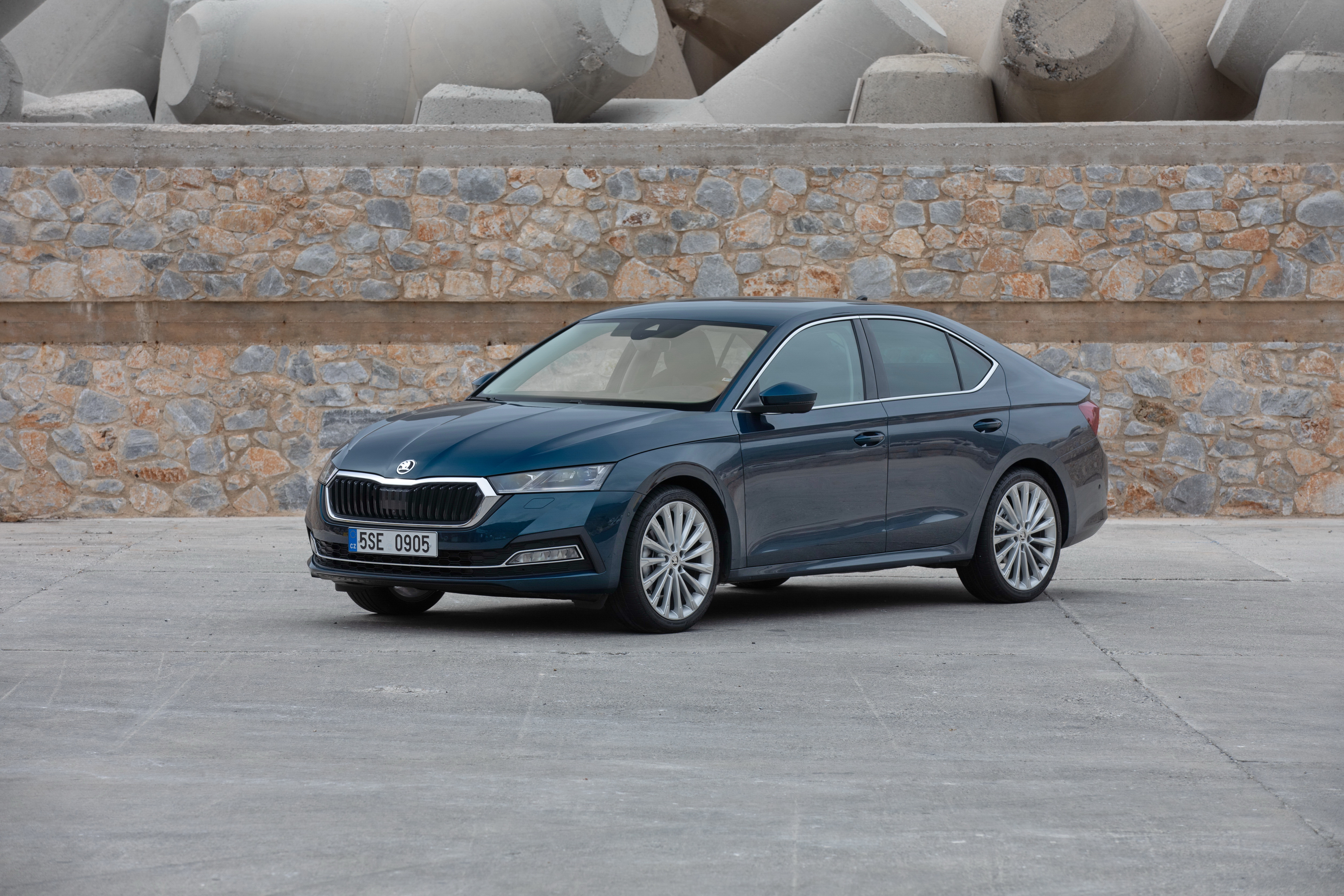 The all-new SKODA OCTAVIA: spacious, practical and elegant like a coupé - Image 2