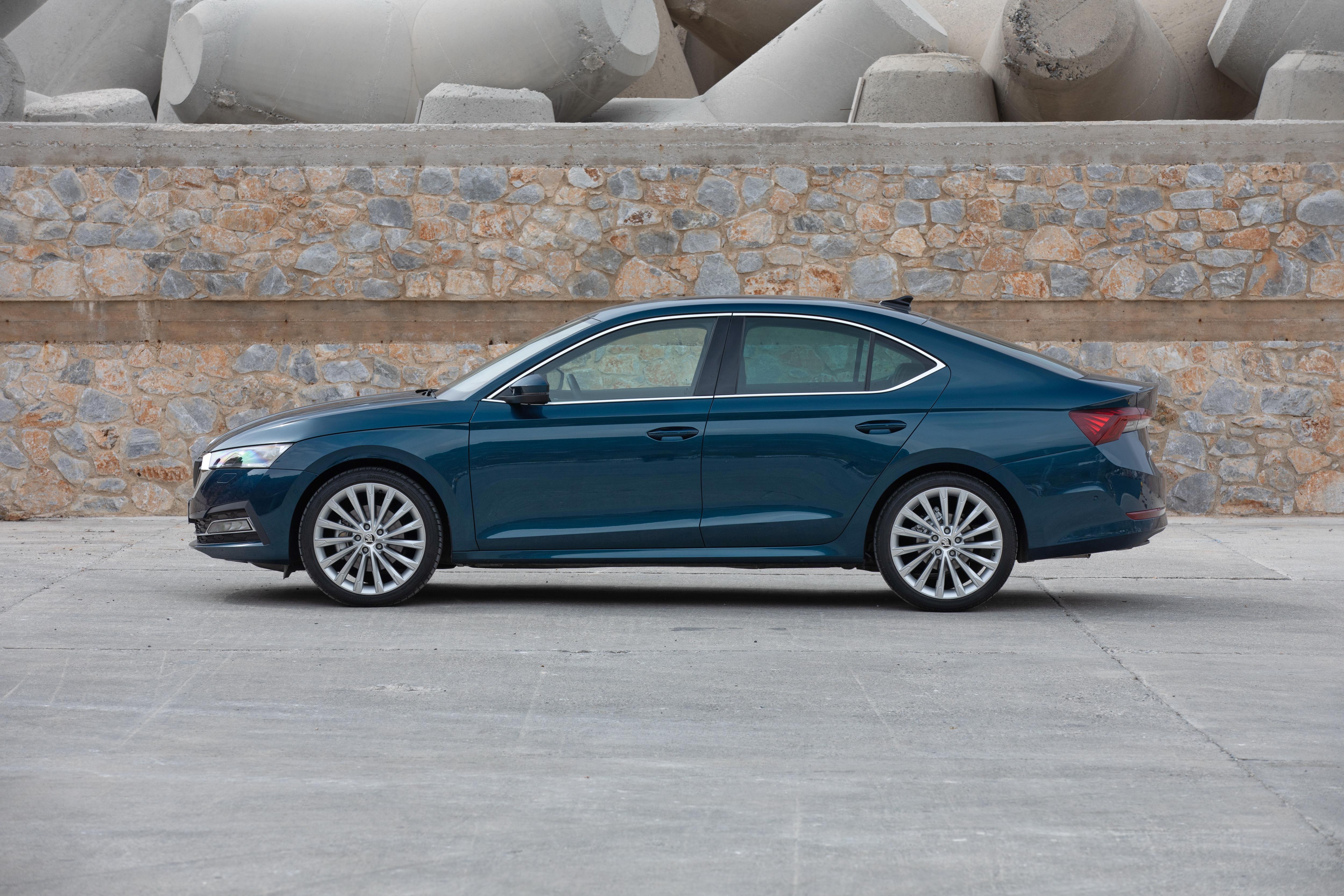 The all-new SKODA OCTAVIA: spacious, practical and elegant like a coupé - Image 3