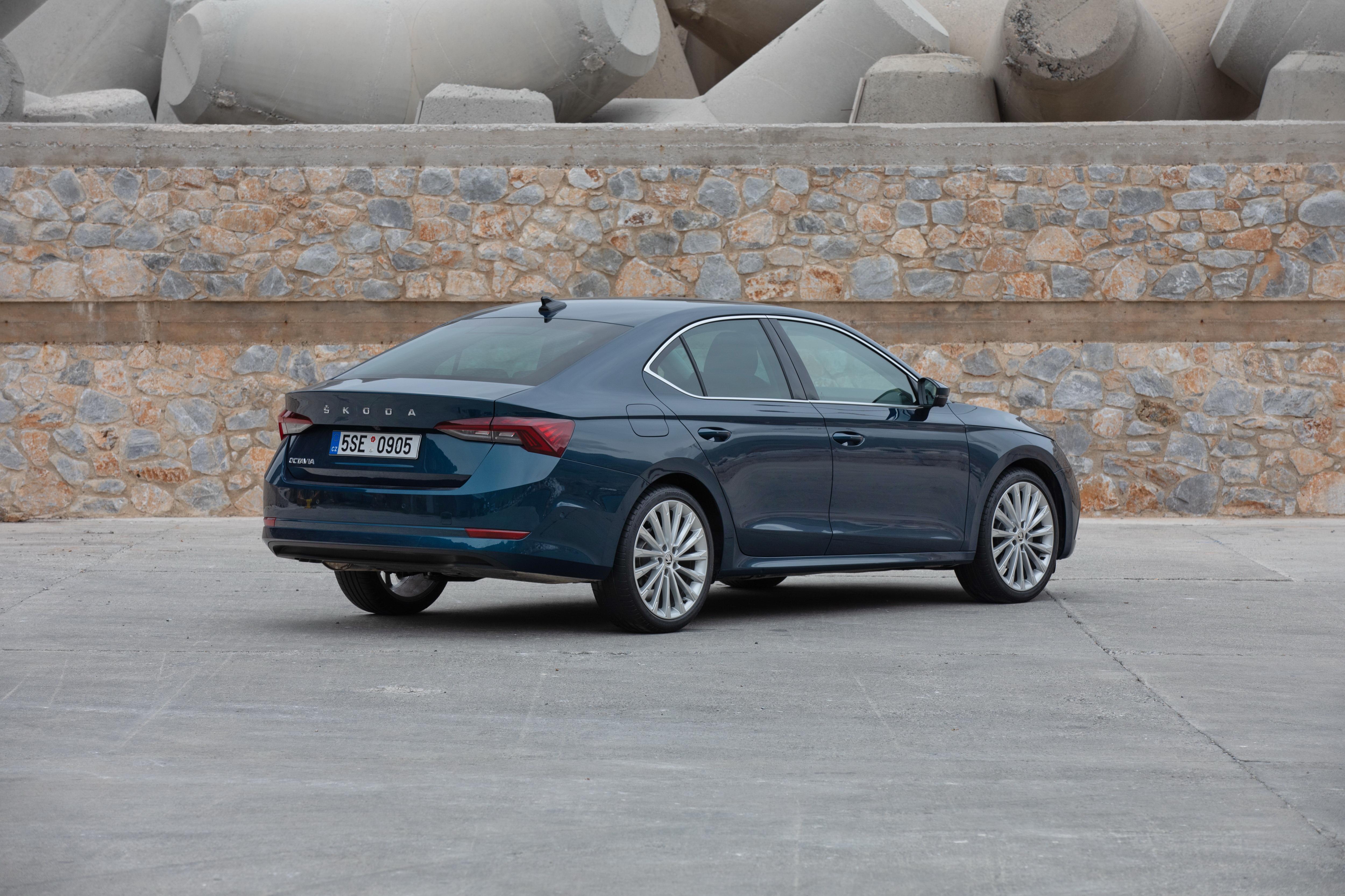 The all-new SKODA OCTAVIA: spacious, practical and elegant like a coupé - Image 6