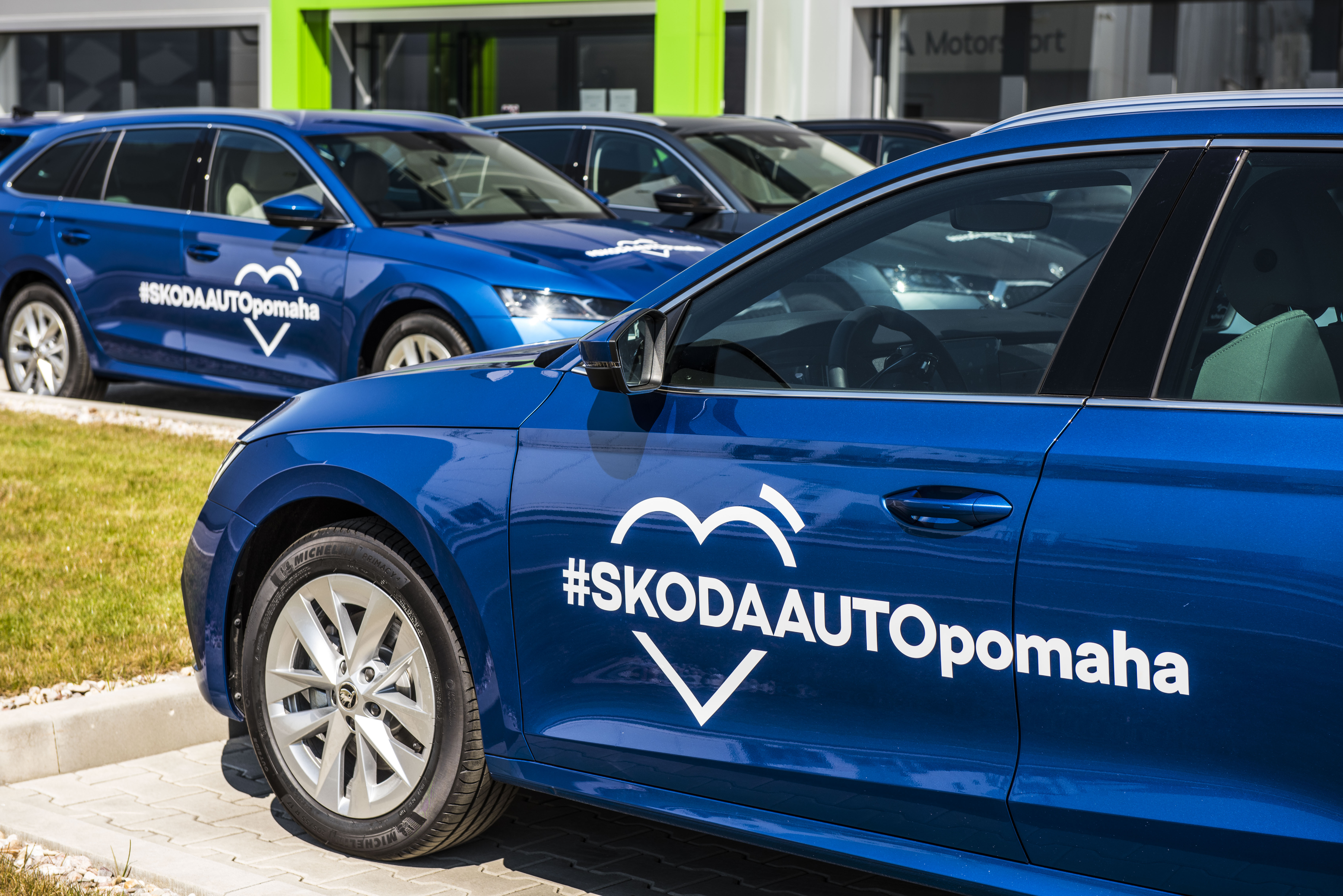 SKODA AUTO's support in fighting COVID-19 met with high demand - Image 1