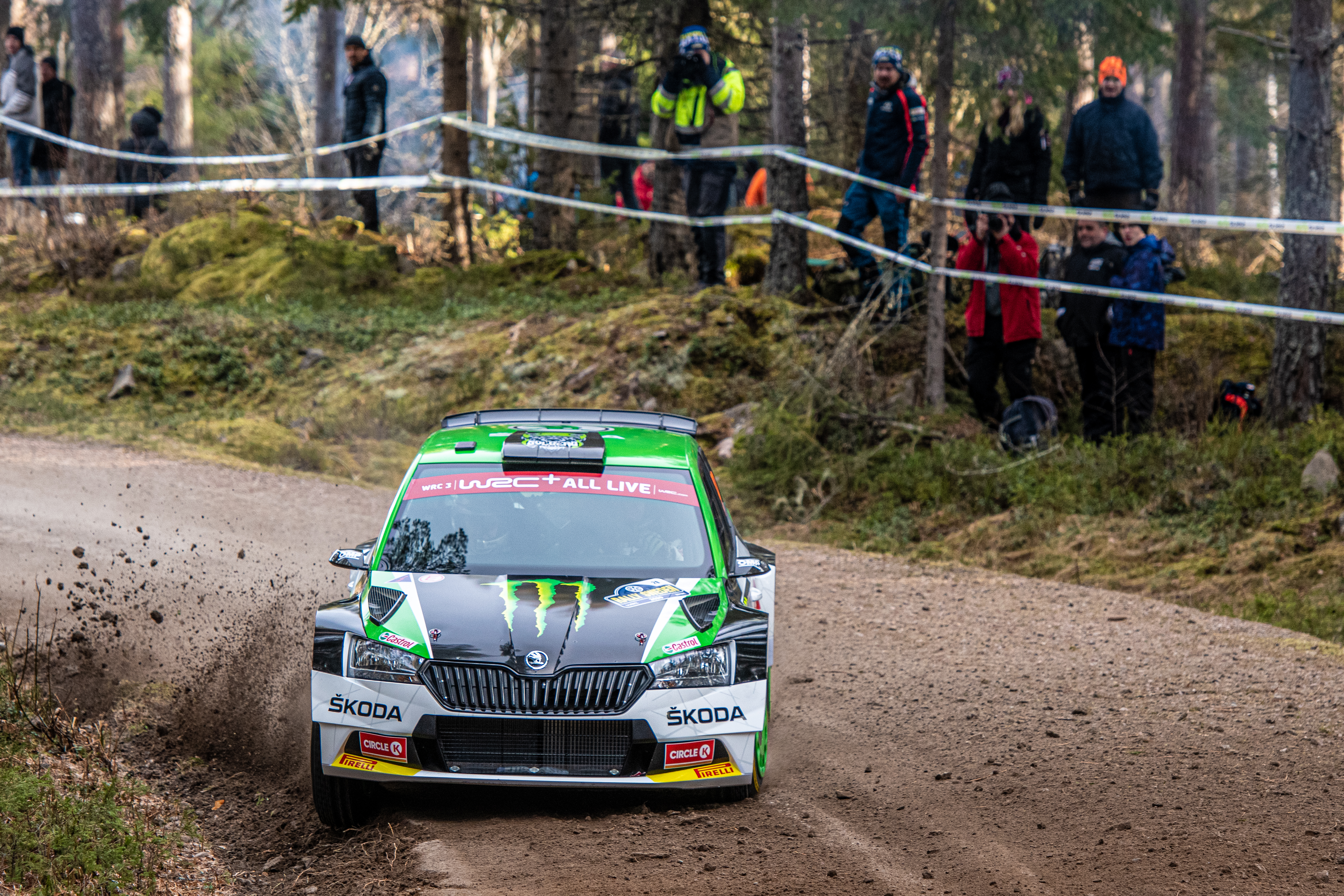 How SKODA crews prepare to be physically strong for rallies - Image 1