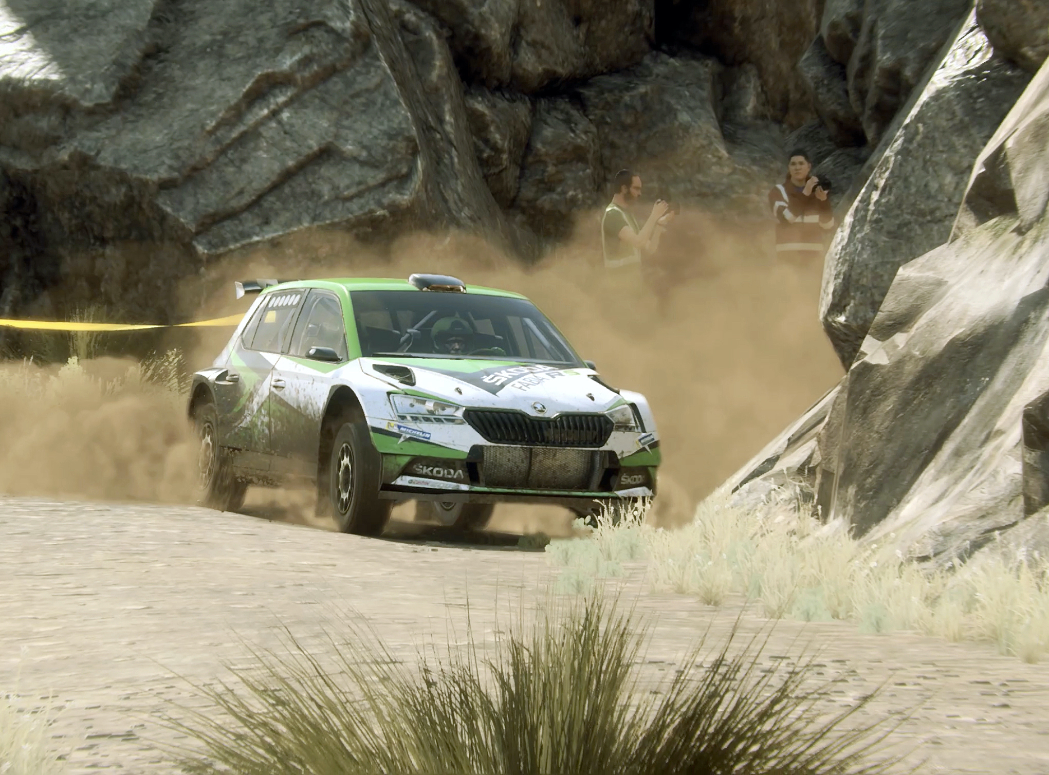 SKODA Motorsport launches eSports series offering virtual competition between fans and rally aces - Image 2