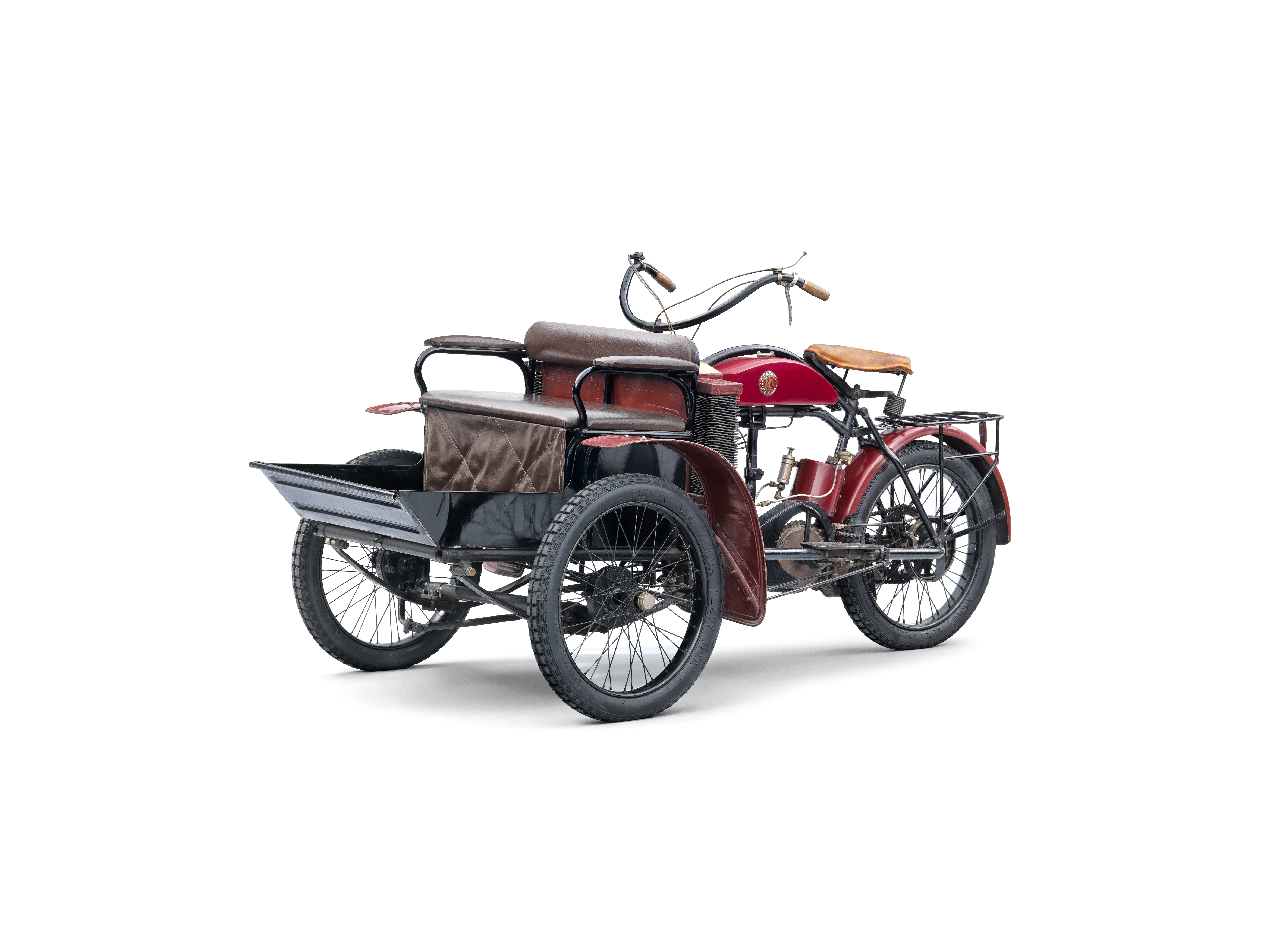 Lesser-known models from SKODA AUTO's 125-year history: The LW three-wheeler from Laurin & Klement - Image 4