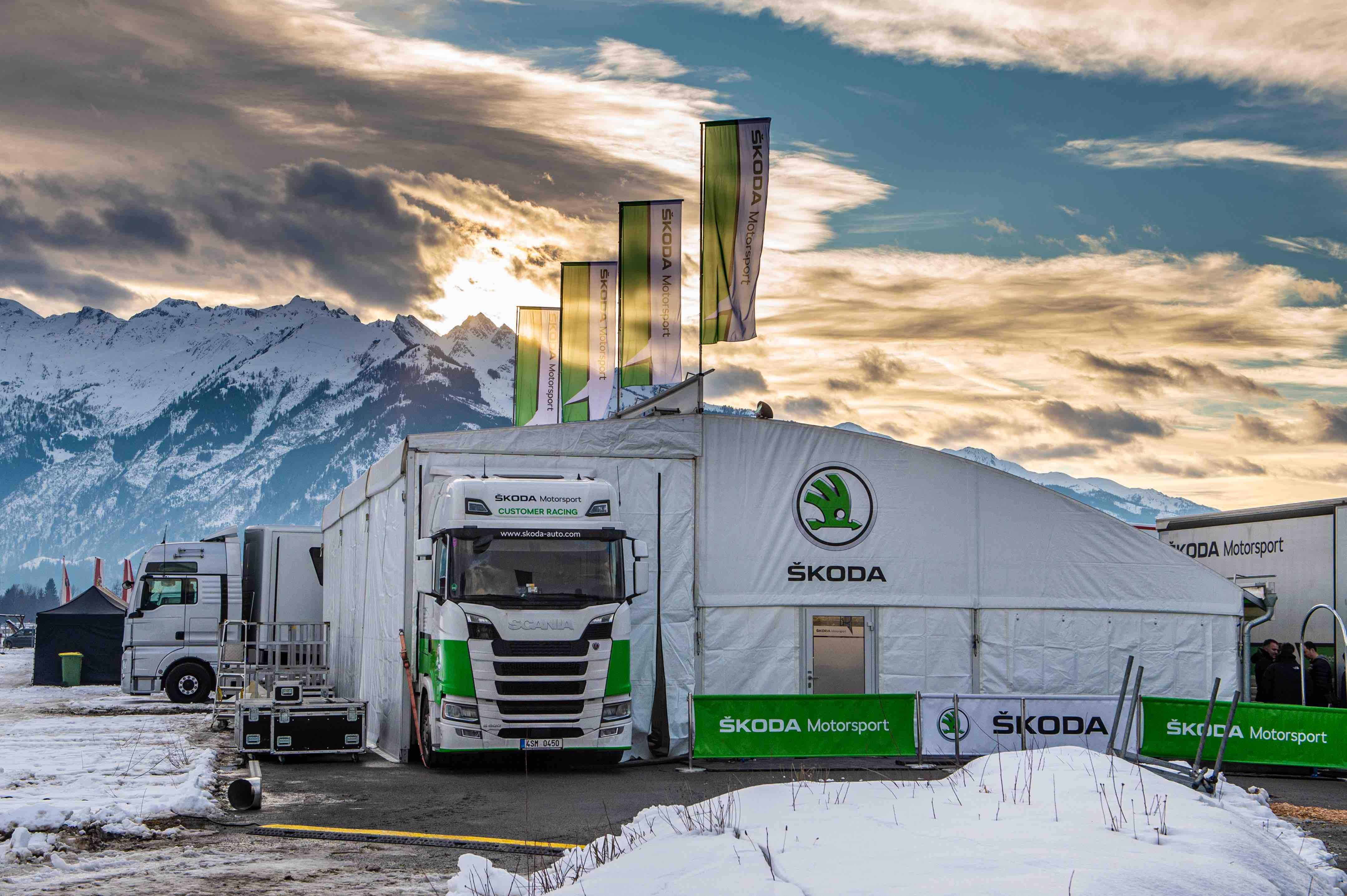SKODA Motorsport customer racing: From Mladá Boleslav to rallies around the world - Image 1