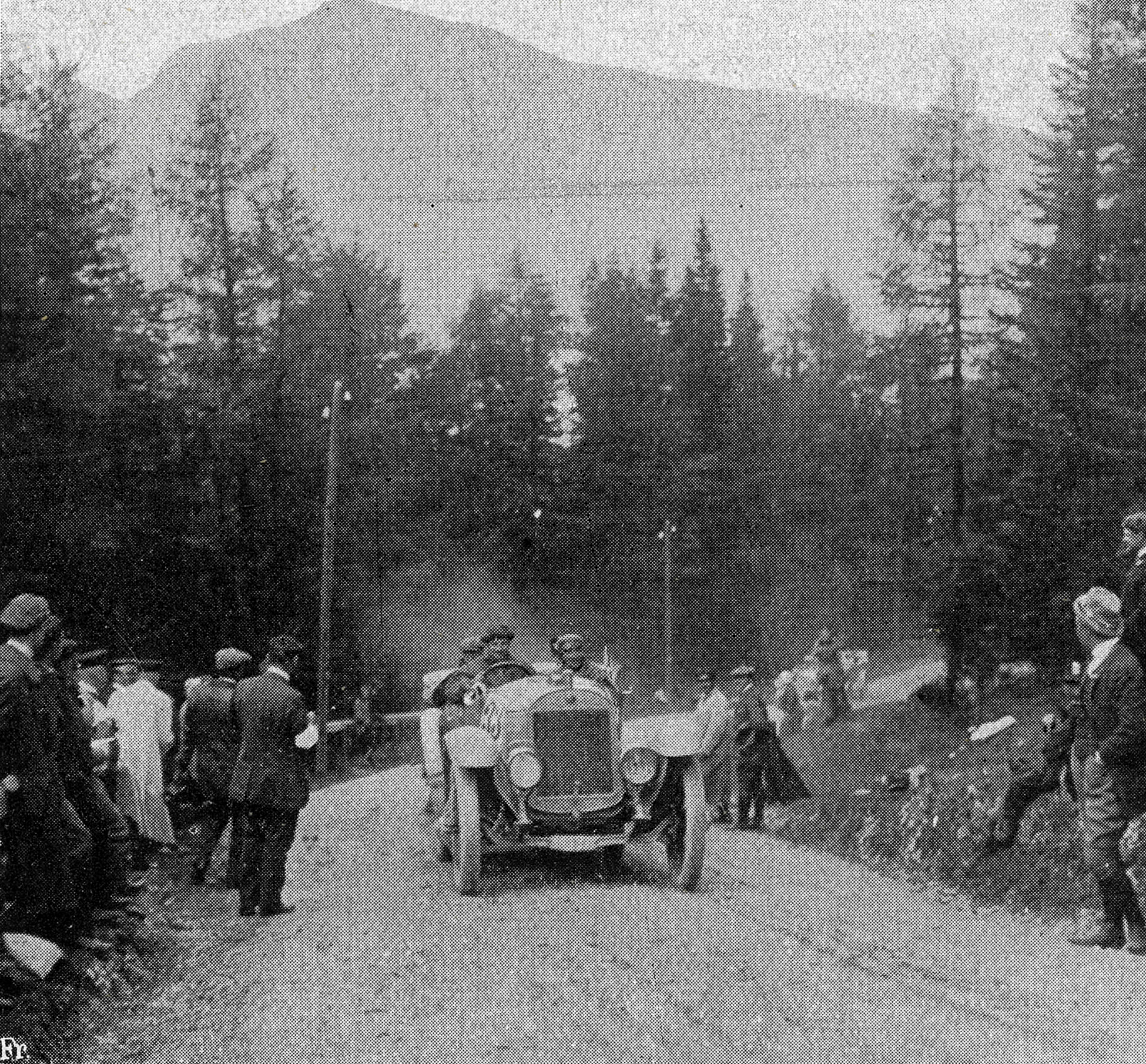 110 years of the Austrian Alpine Rally: Laurin & Klement celebrate success in the most challenging rally of their time - Image 4