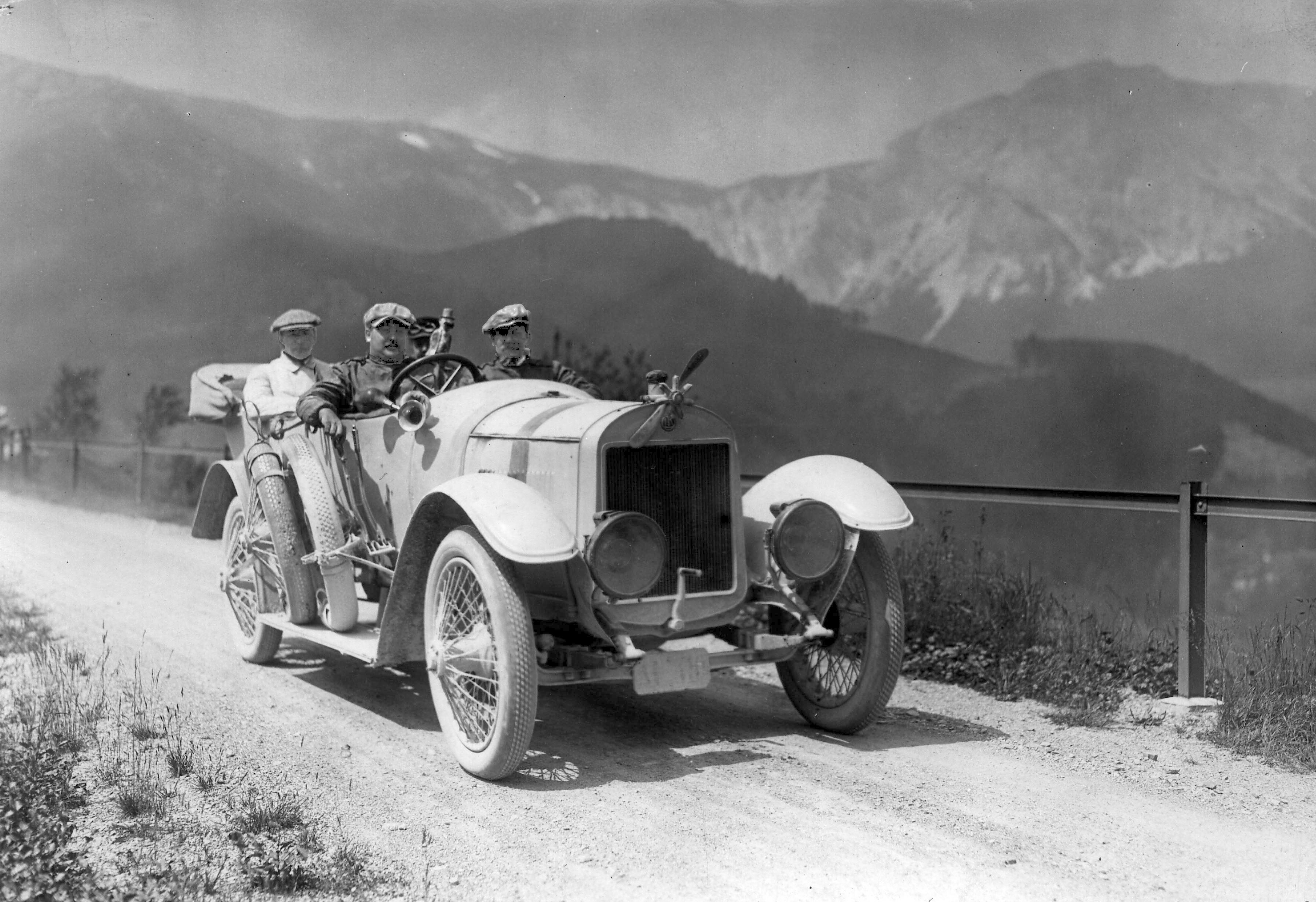 110 years of the Austrian Alpine Rally: Laurin & Klement celebrate success in the most challenging rally of their time - Image 3