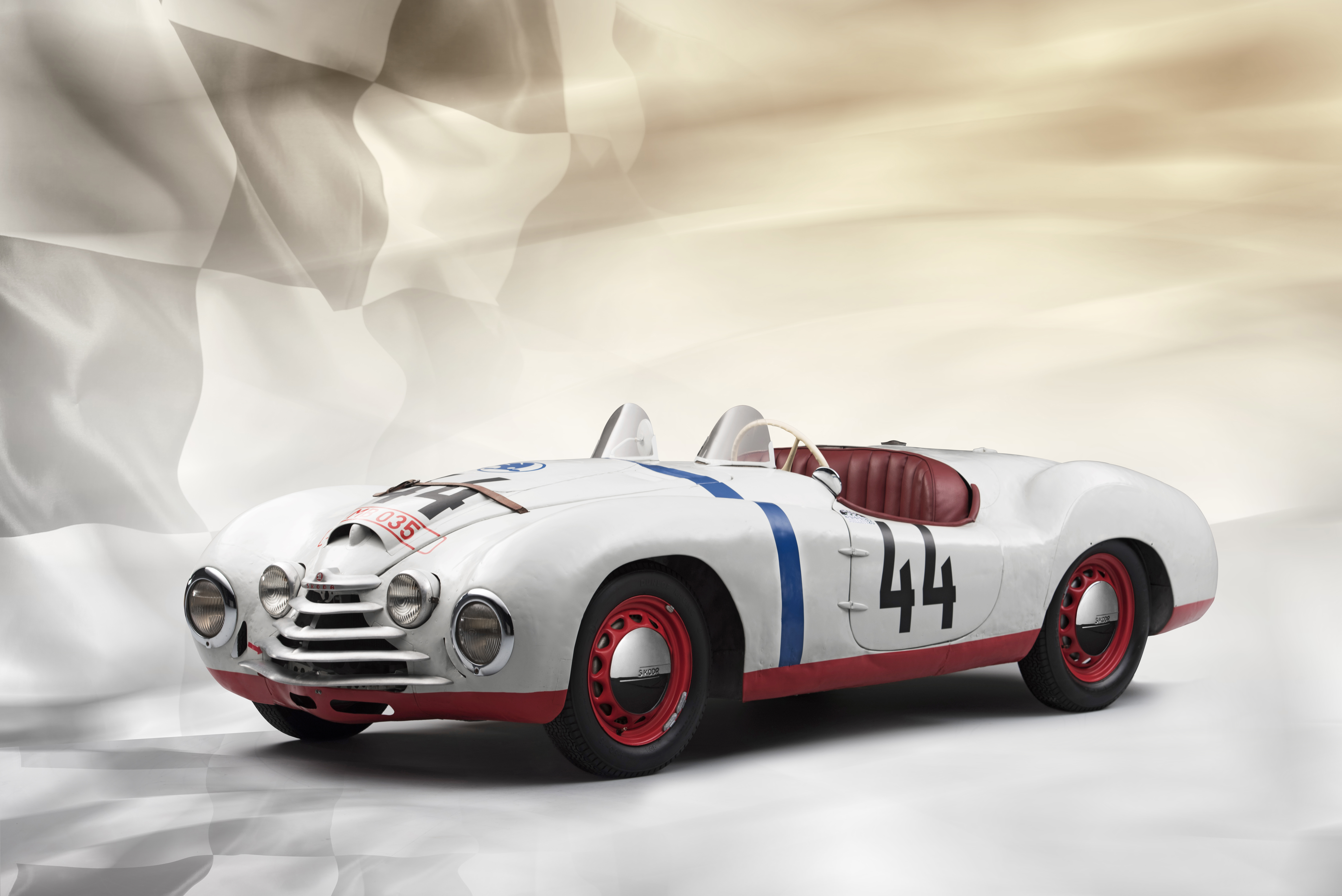 70 years ago today: SKODA's only start in the famous 24 Hours of Le Mans - Image 3