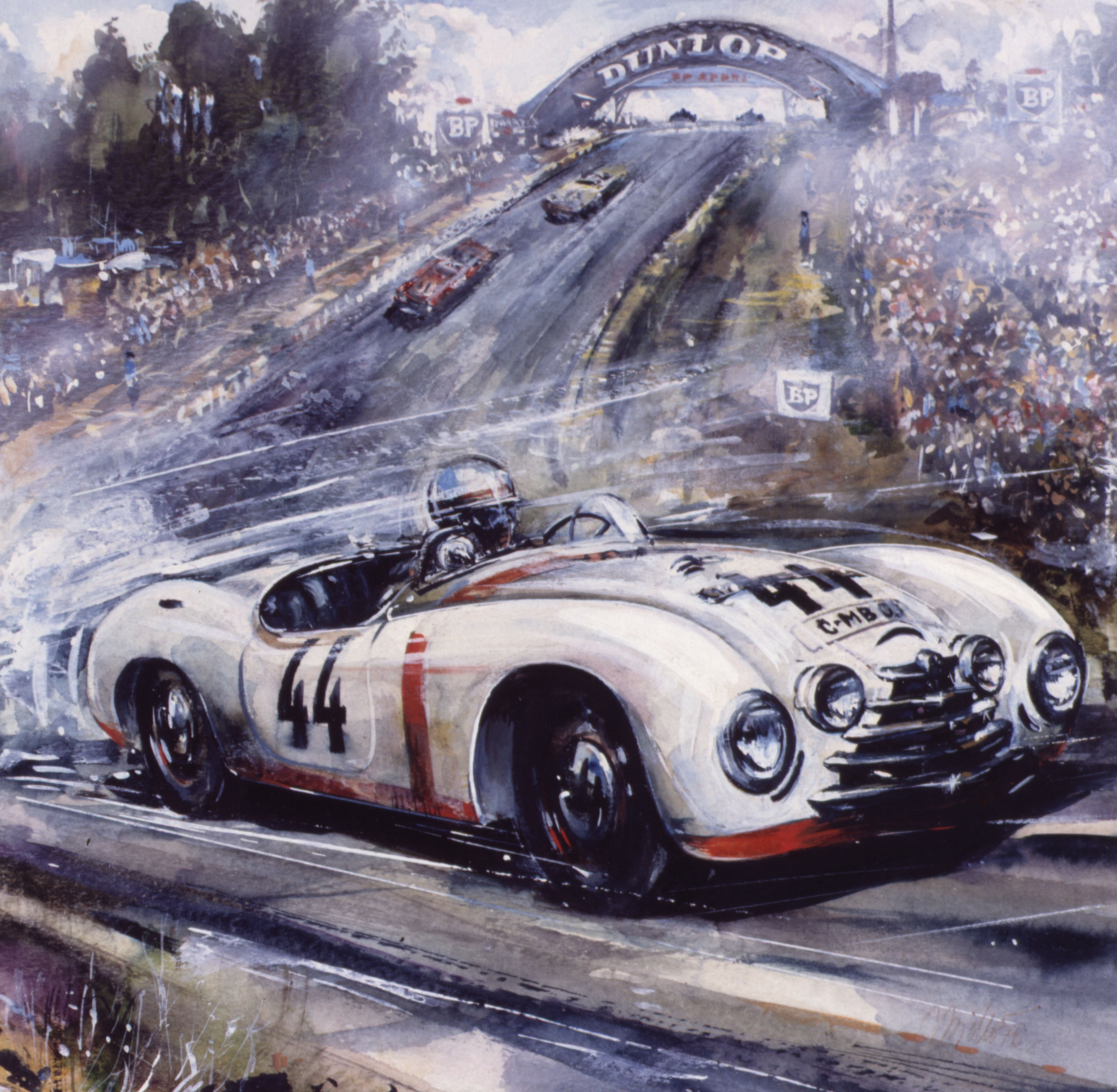 70 years ago today: SKODA's only start in the famous 24 Hours of Le Mans - Image 1