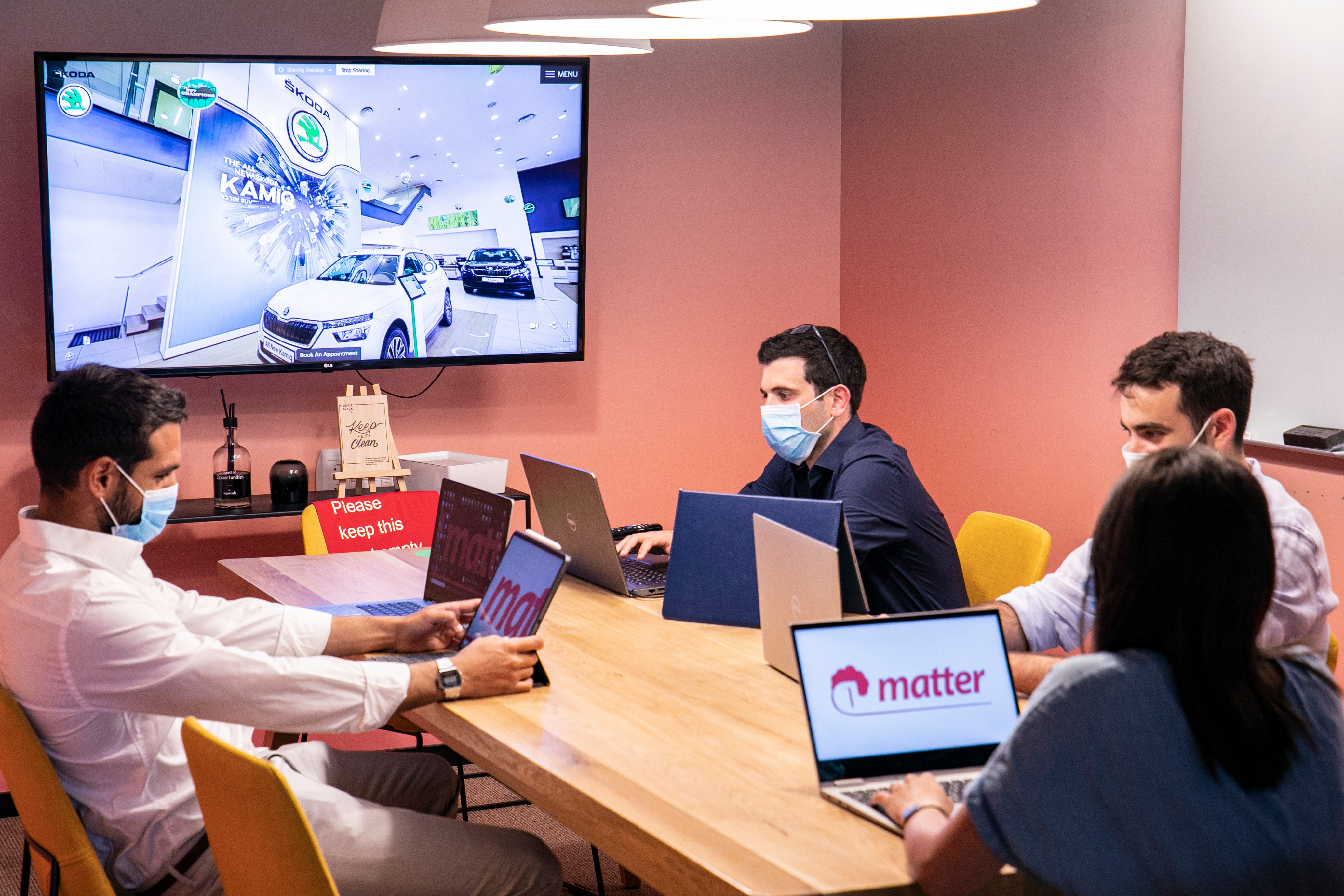 SKODA AUTO DigiLab hosts online 'COVID Mobility Race' hackathon to benefit the automotive industry - Image 2