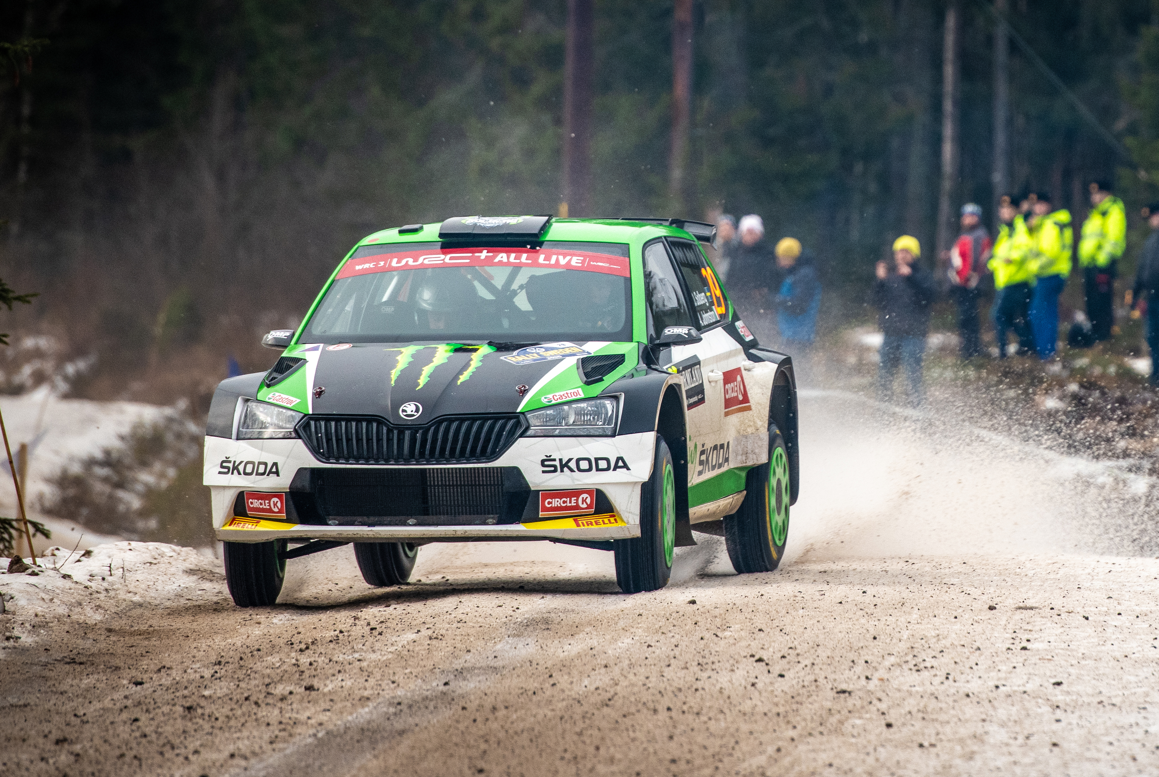 Technical innovations tested in motorsport made their way into road cars from SKODA - Image 2