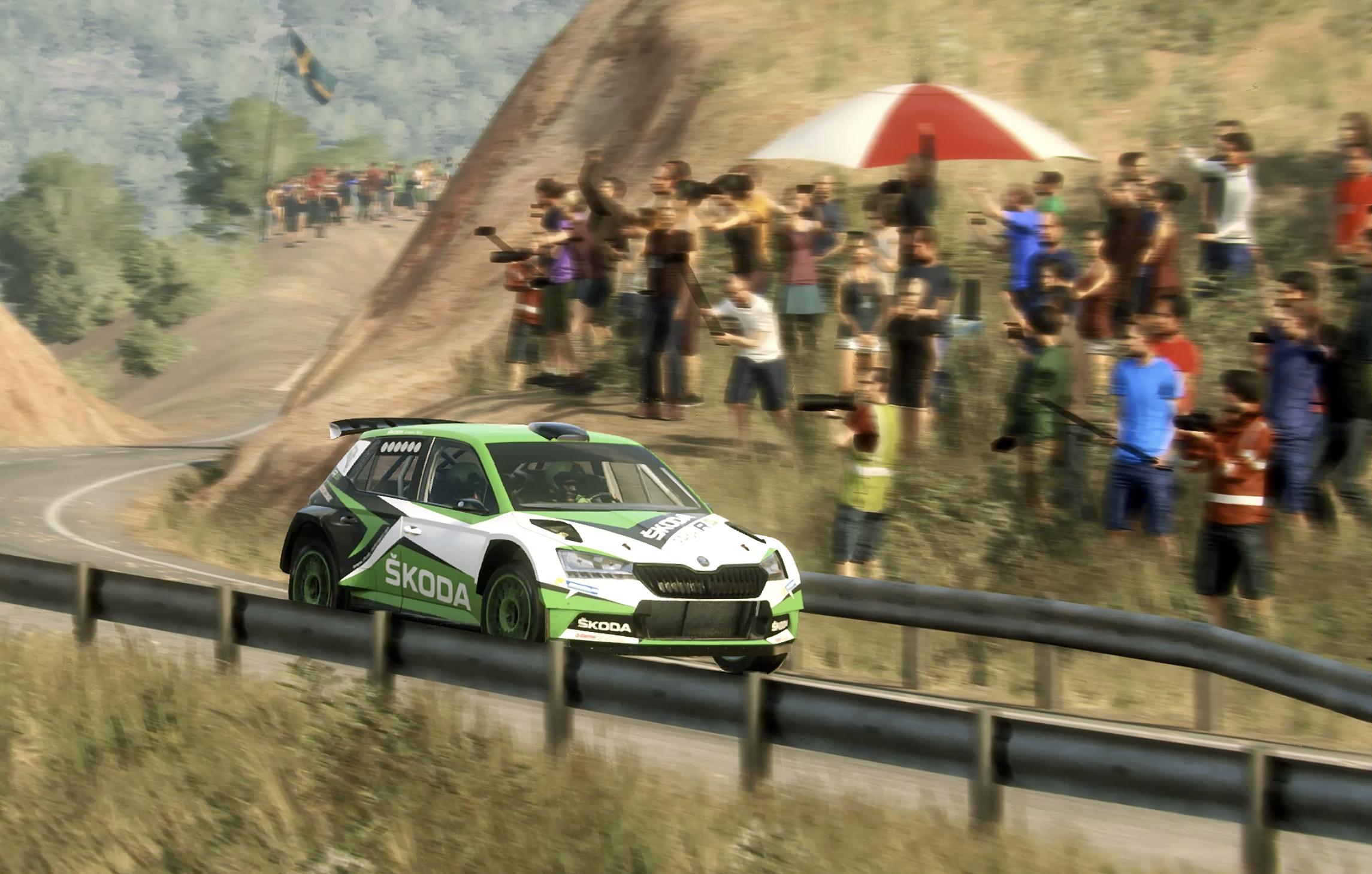 #beatSKODAACES – SKODA Motorsport eChallenge proceeds to round 3 with virtual Rally Catalunya - Image 2