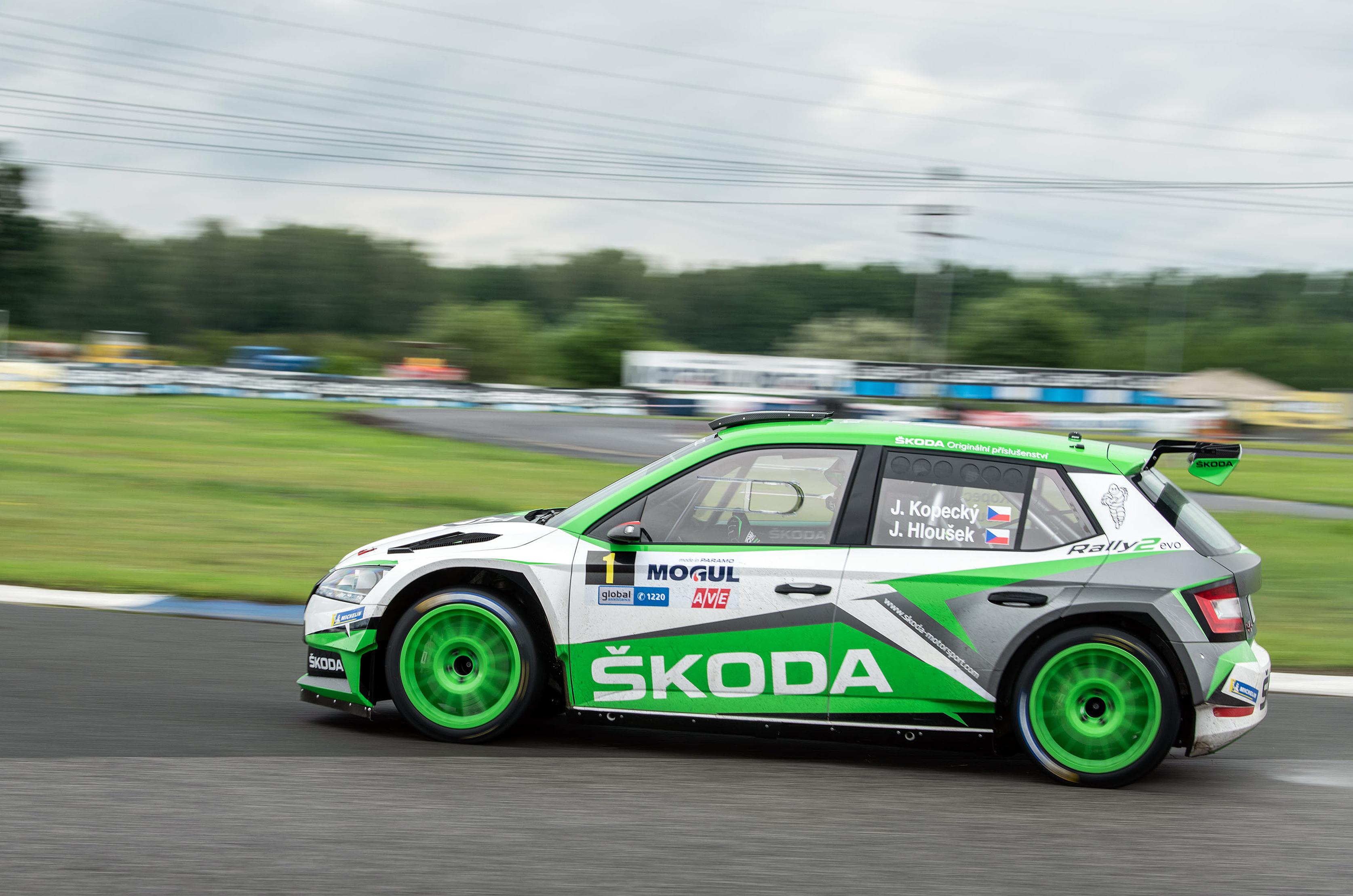 SKODA Motorsport operates again at full swing - Image 2