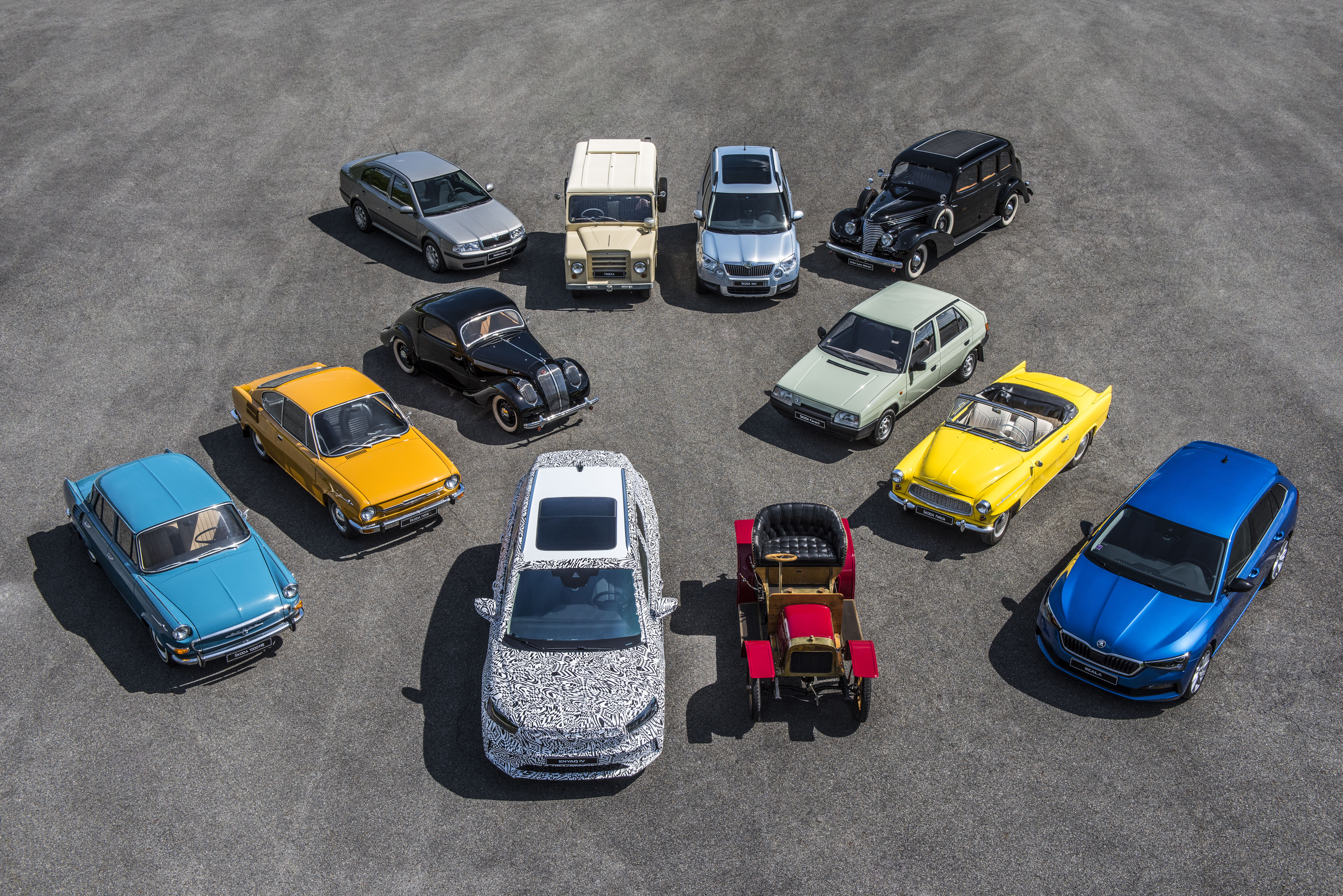 125 years of SKODA: A journey through time with twelve automotive milestones from the company's history - Image 8