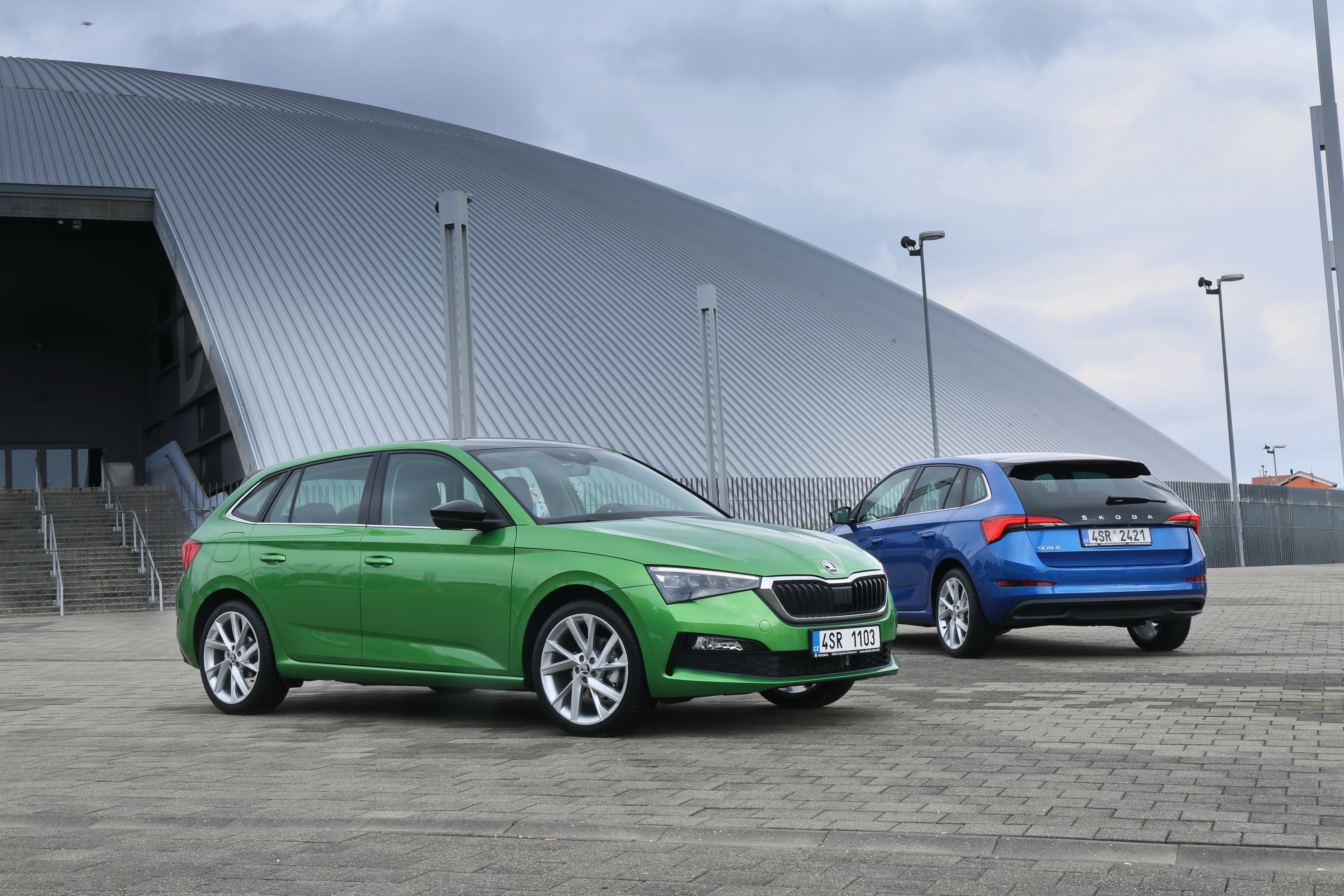 Most popular accessories for the SKODA models SCALA and KAMIQ - Image 3