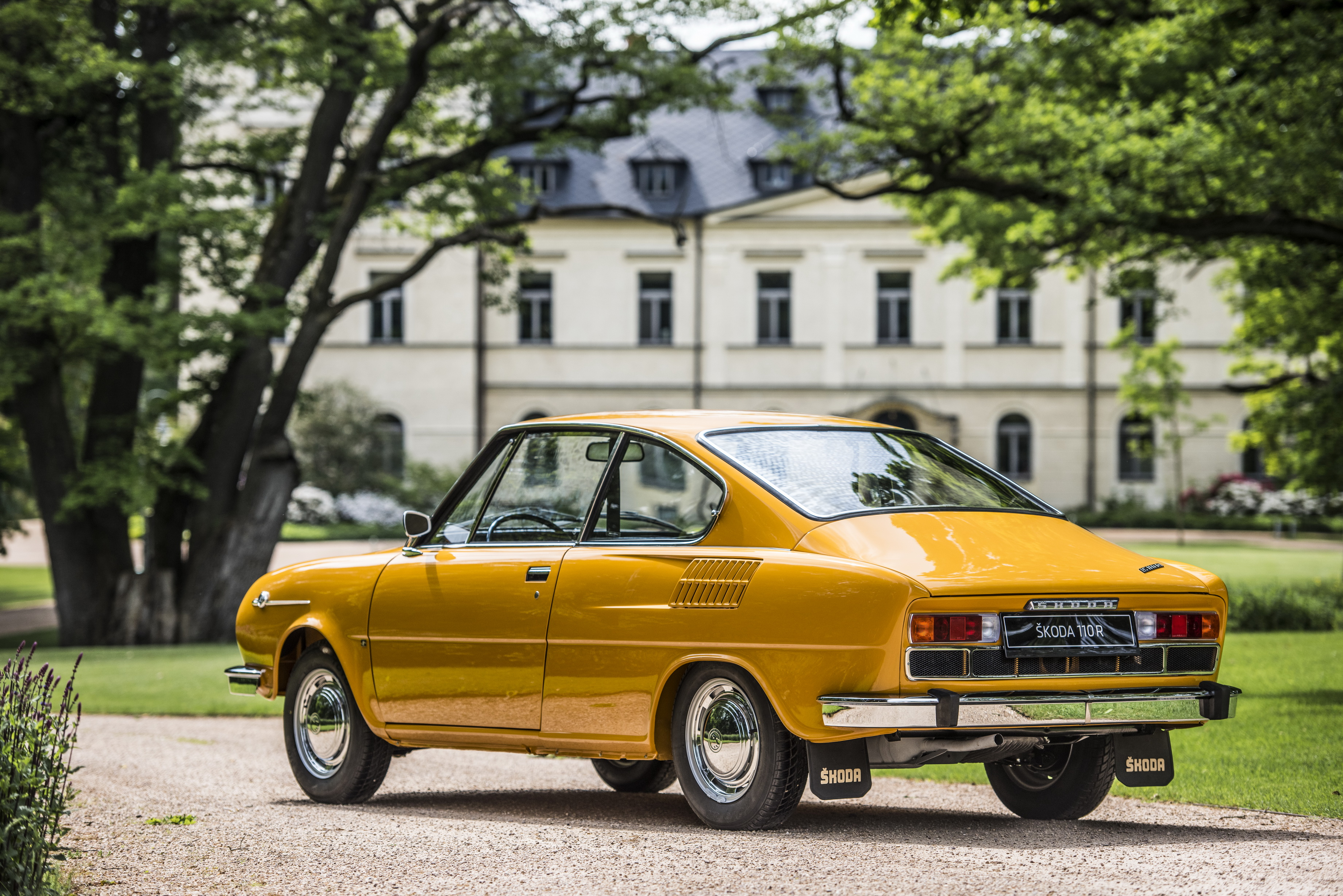 50 years of the 110 R: Half a century ago, SKODA presented its legendary sports coupé - Image 4