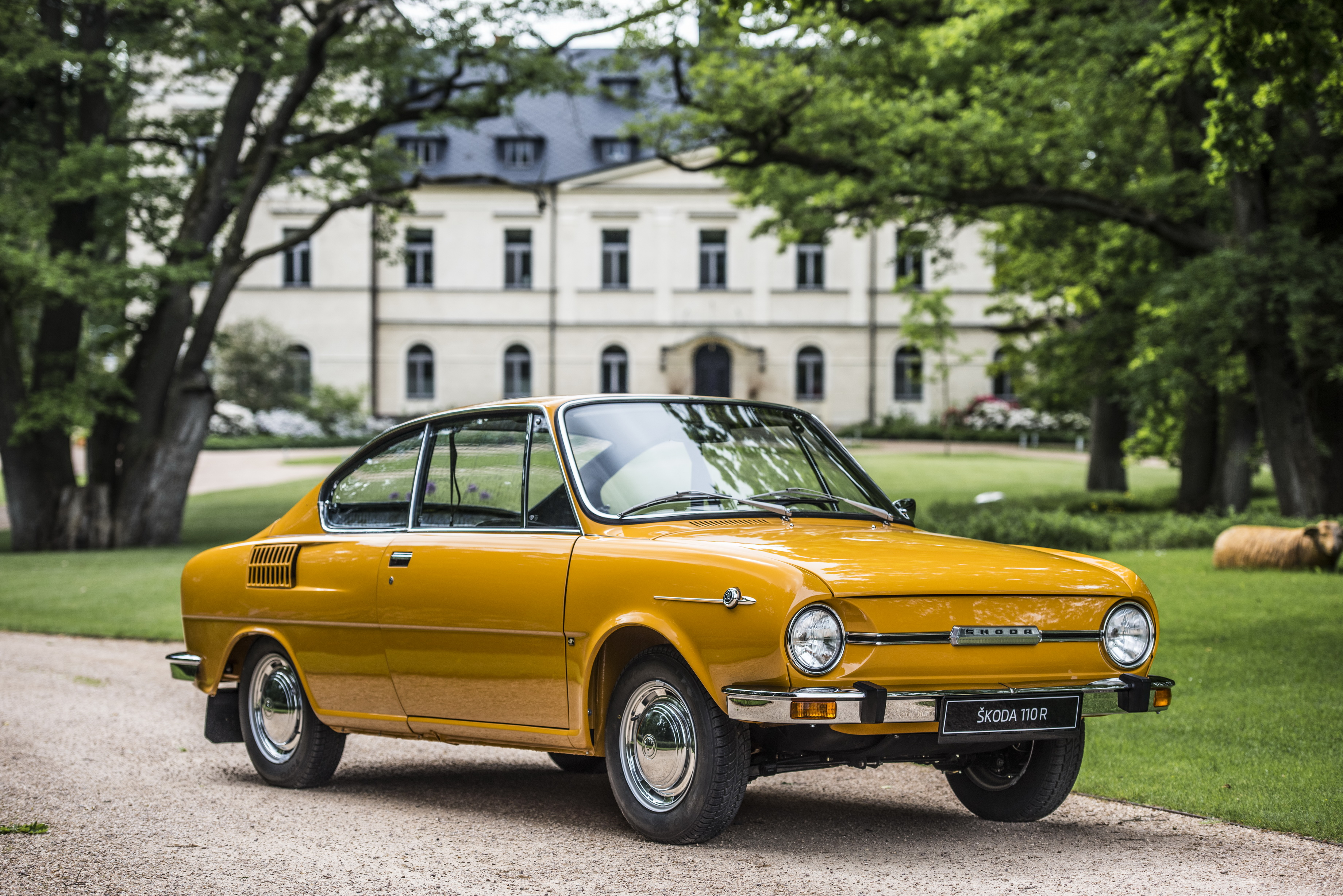 50 years of the 110 R: Half a century ago, SKODA presented its legendary sports coupé - Image 8