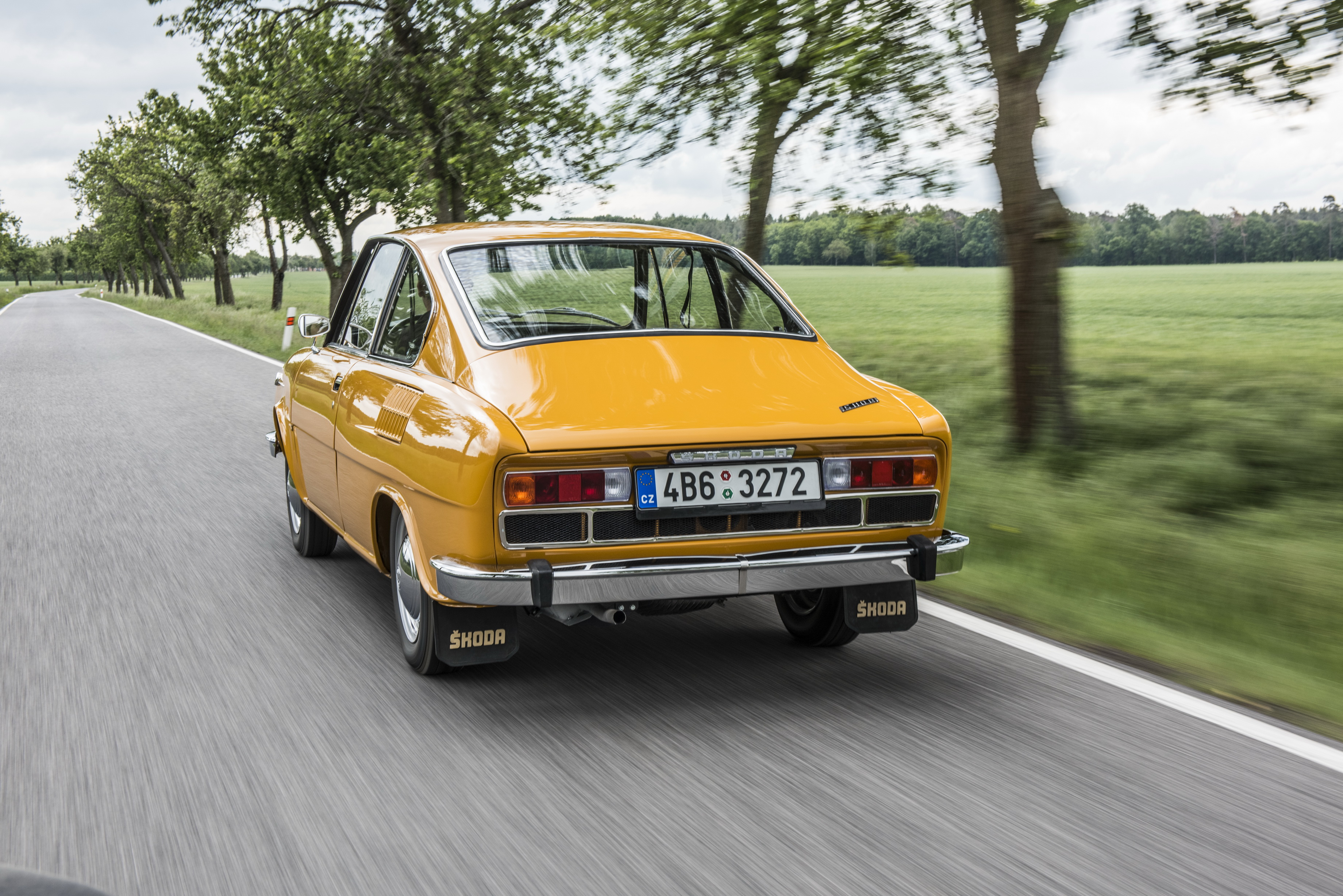 50 years of the 110 R: Half a century ago, SKODA presented its legendary sports coupé - Image 7
