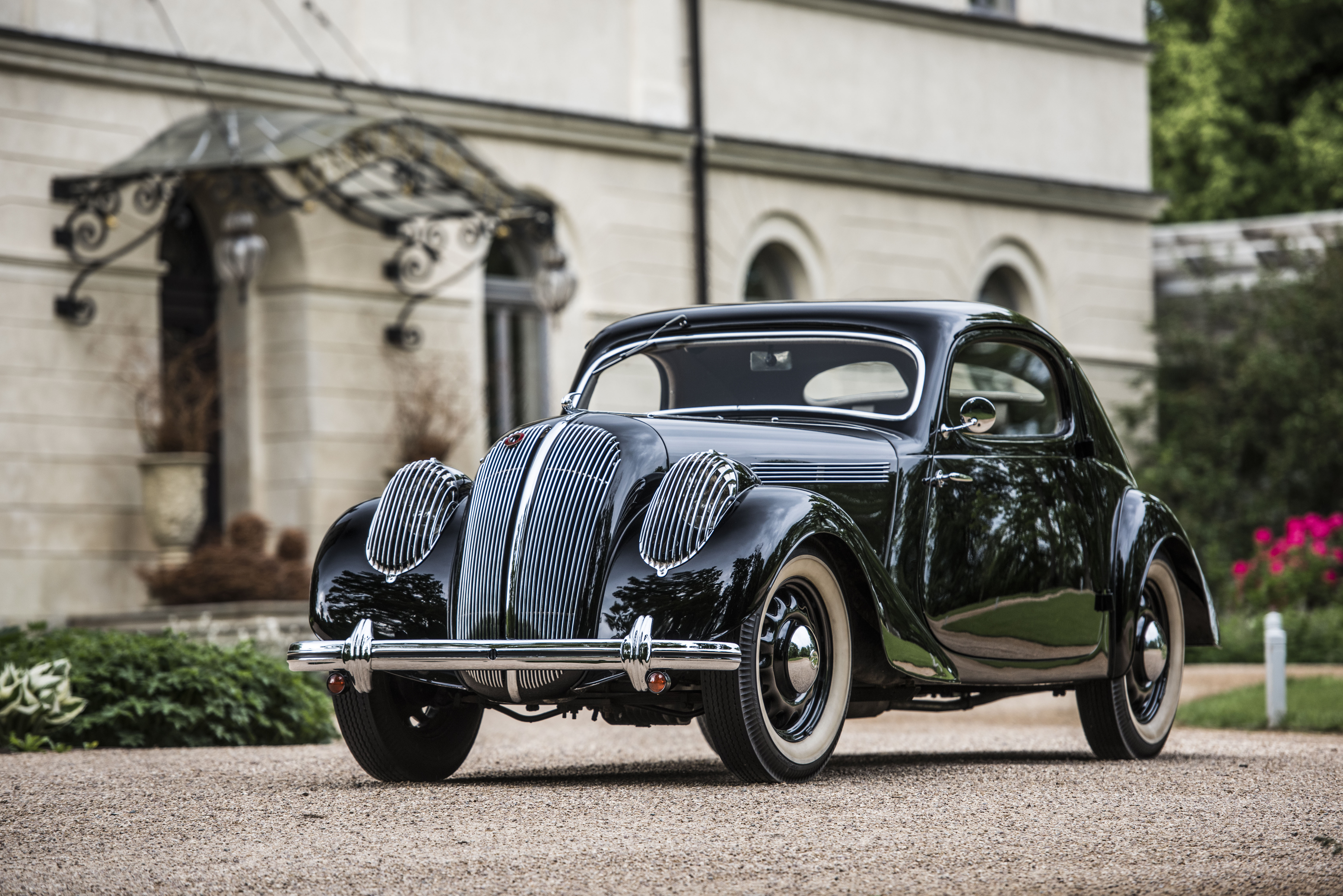 SKODA POPULAR Monte Carlo (1936–1939): The elegant model with rally DNA - Image 8