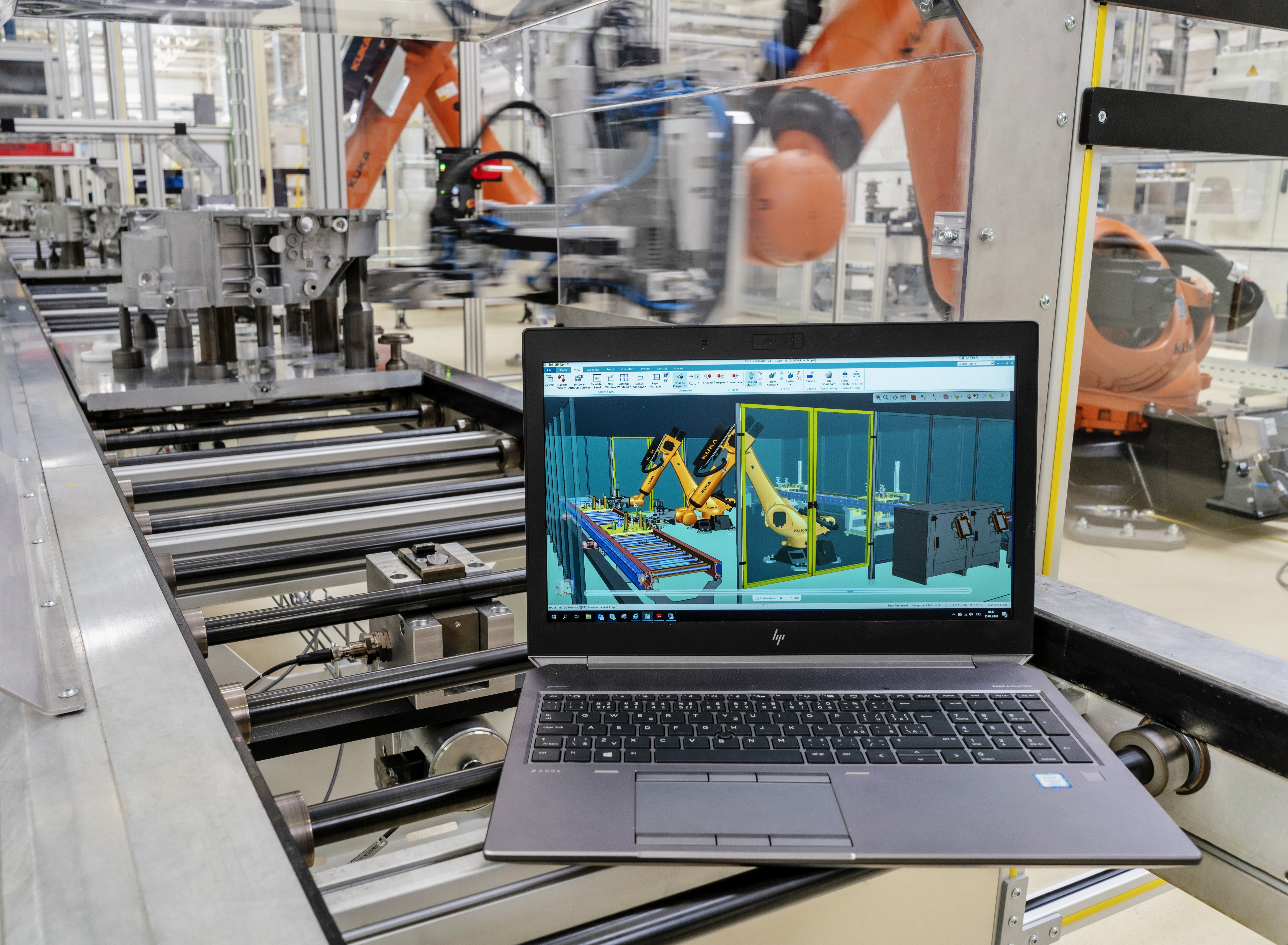 Industry 4.0: SKODA AUTO Vrchlabí plant has made use of 'Digital twin' - Image 2