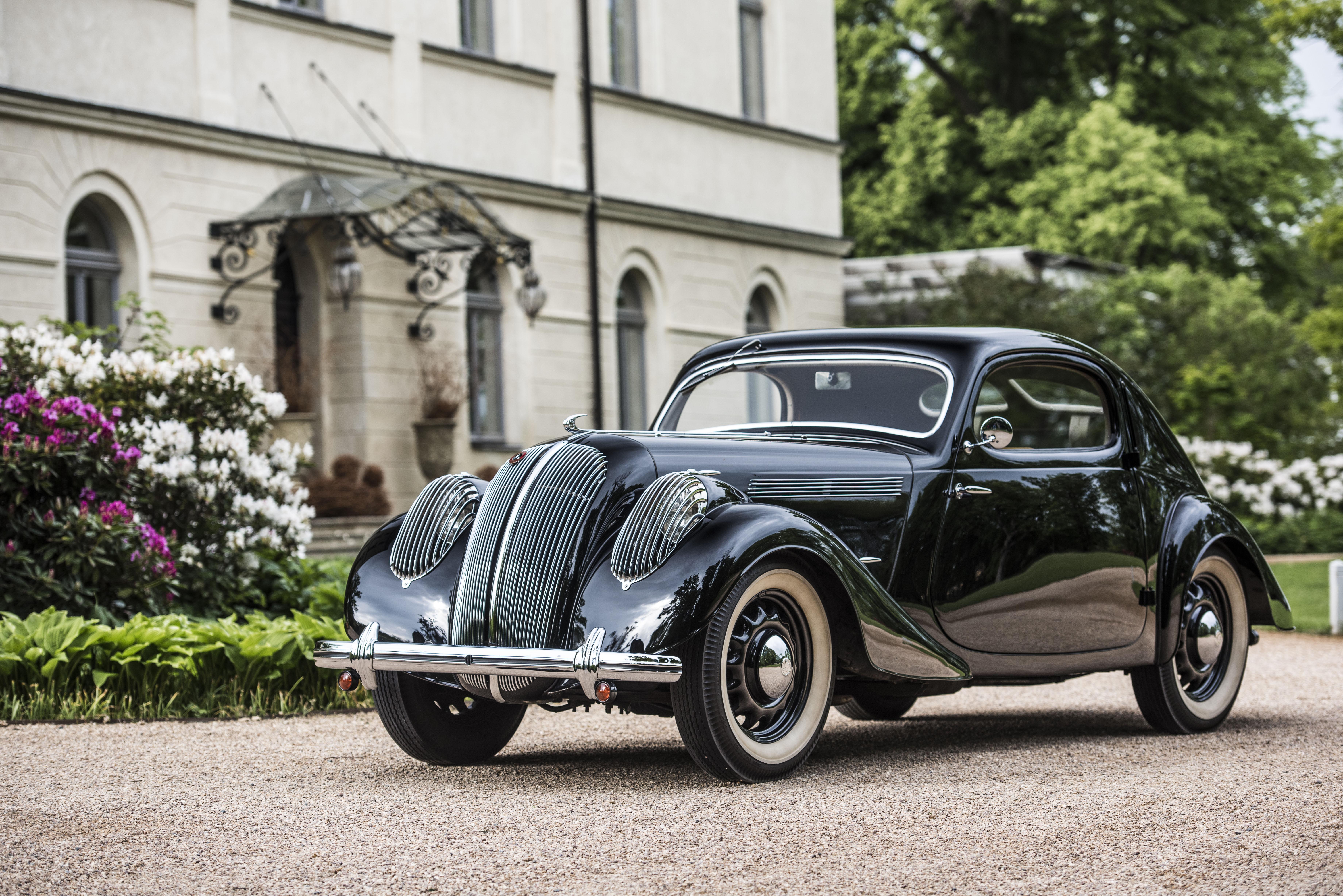 SKODA POPULAR Monte Carlo (1936–1939): The elegant model with rally DNA - Image 7