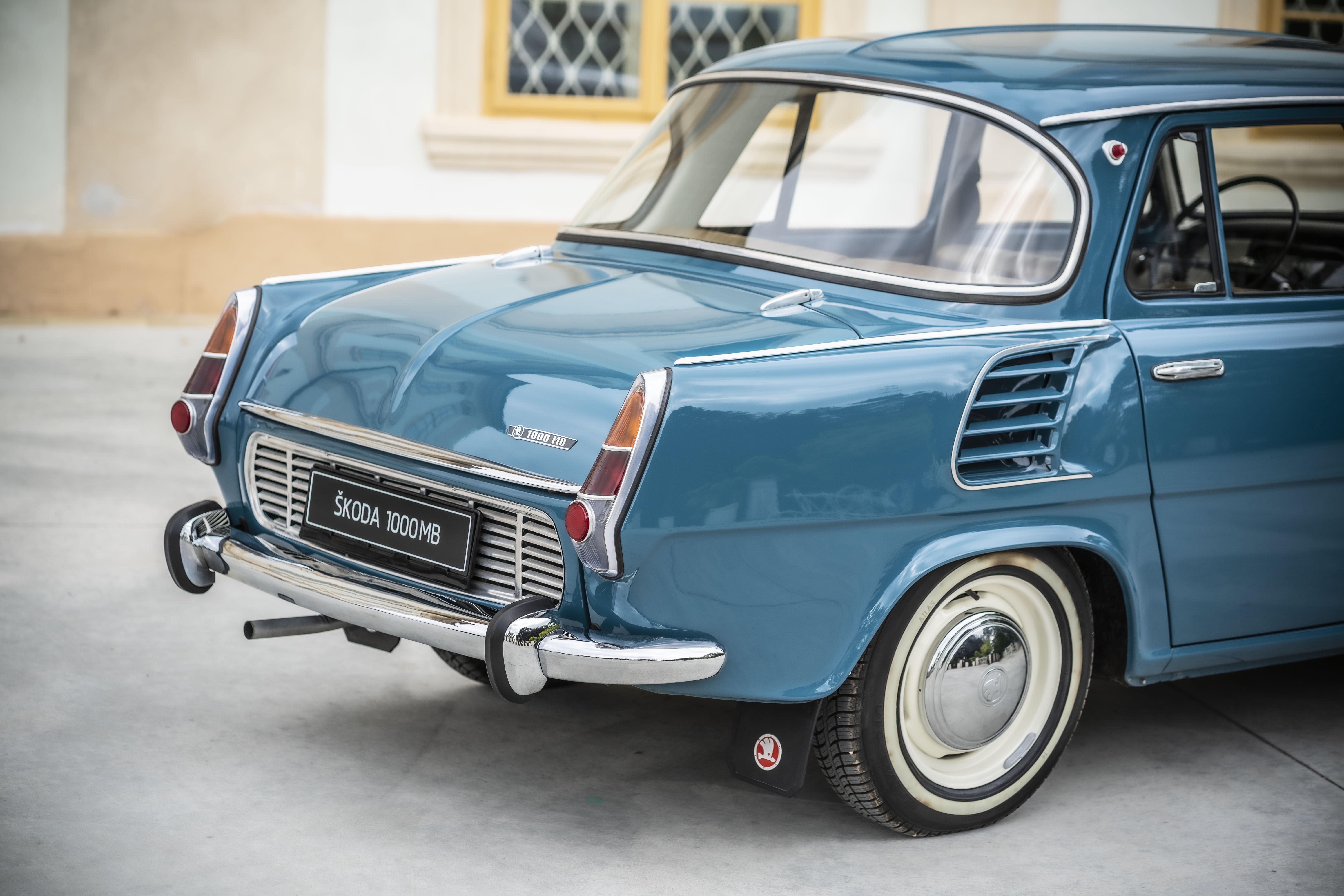 SKODA 1000 MB (1964–1969): The revolutionary change of concept - Image 4