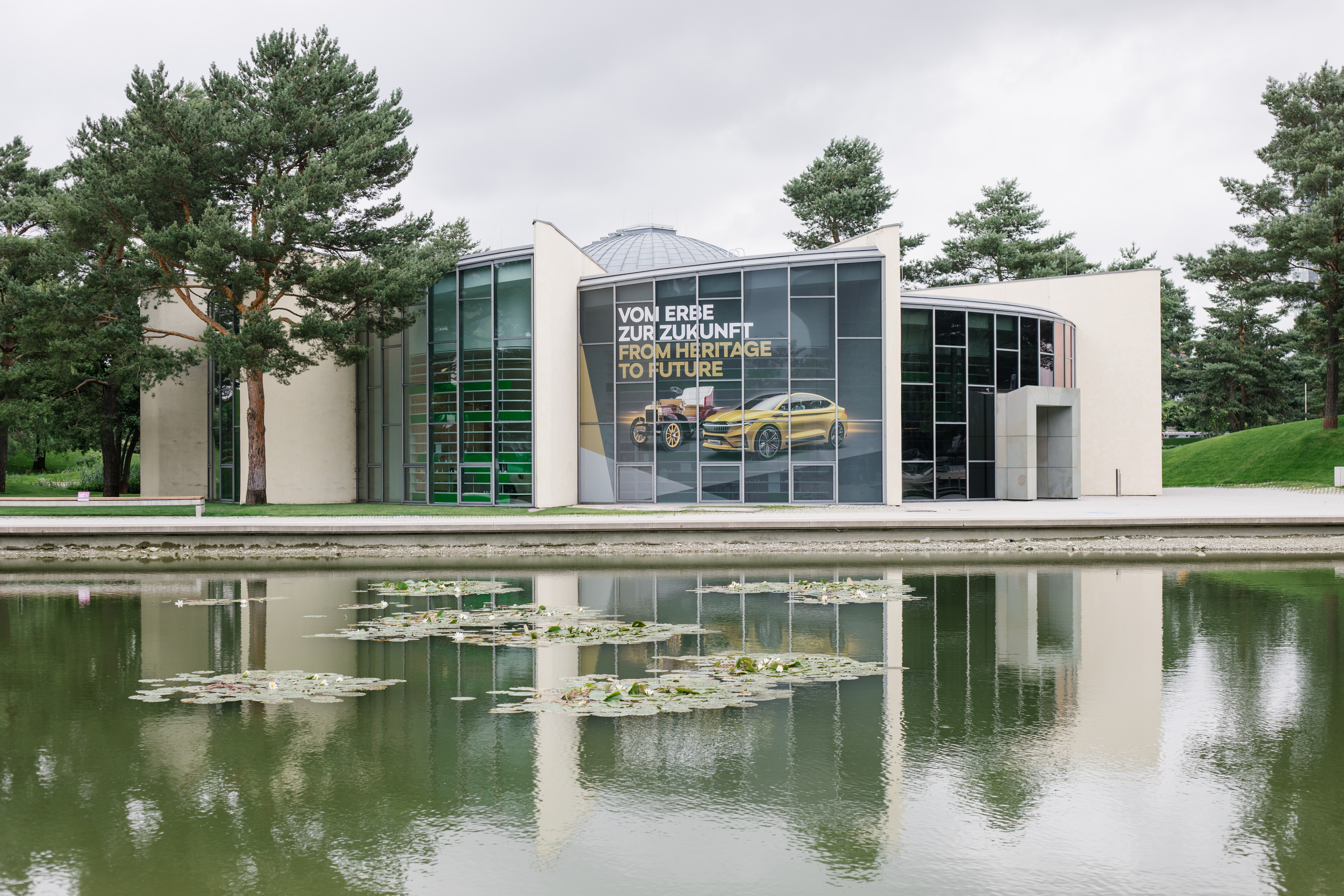125 years of SKODA: Special exhibition at Autostadt - Image 1