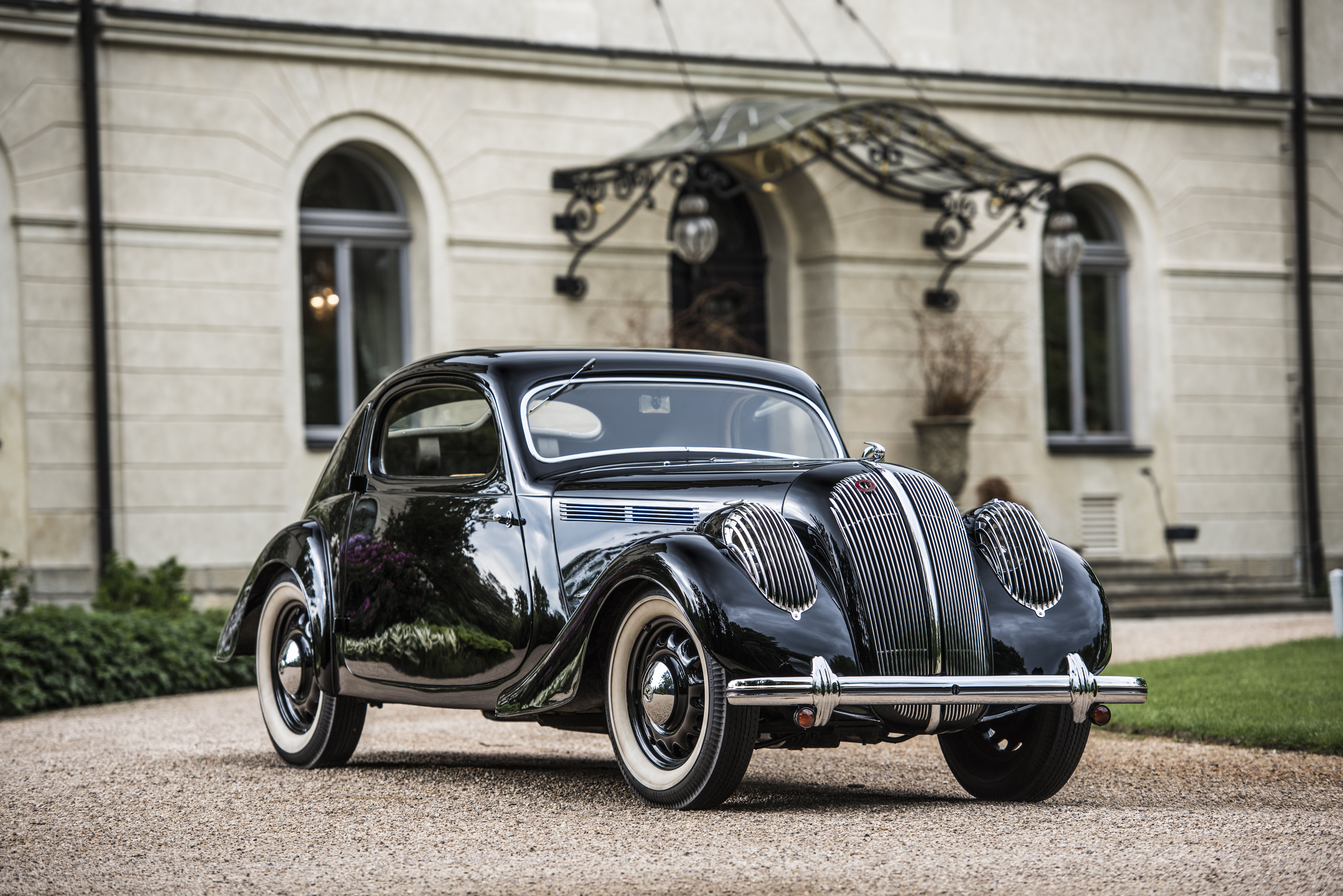 SKODA POPULAR Monte Carlo (1936–1939): The elegant model with rally DNA - Image 6
