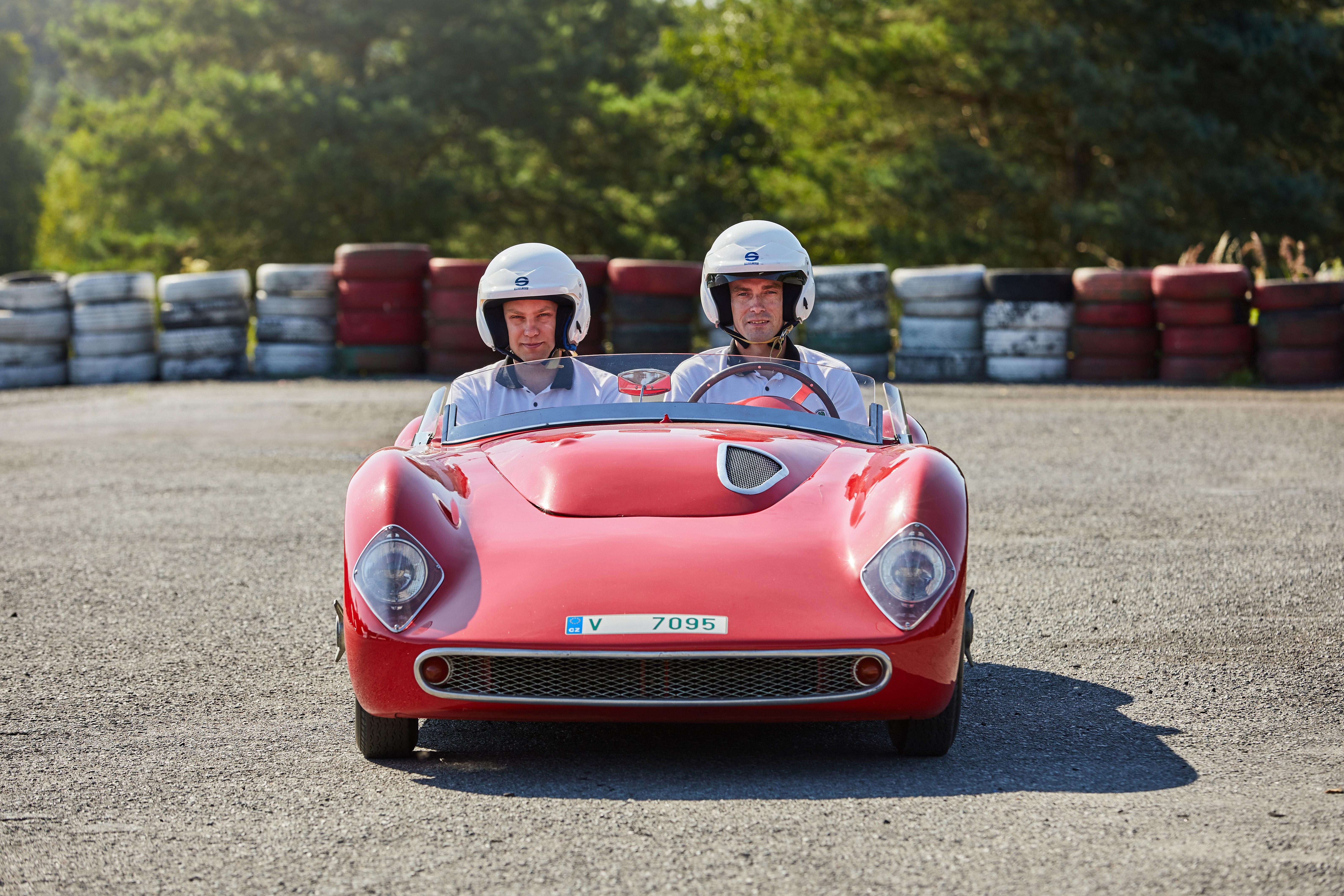 SKODA SLAVIA endurance test: Student Car 2020 impresses rally professionals Jan Kopecký and Jan Hlousek - Image 4