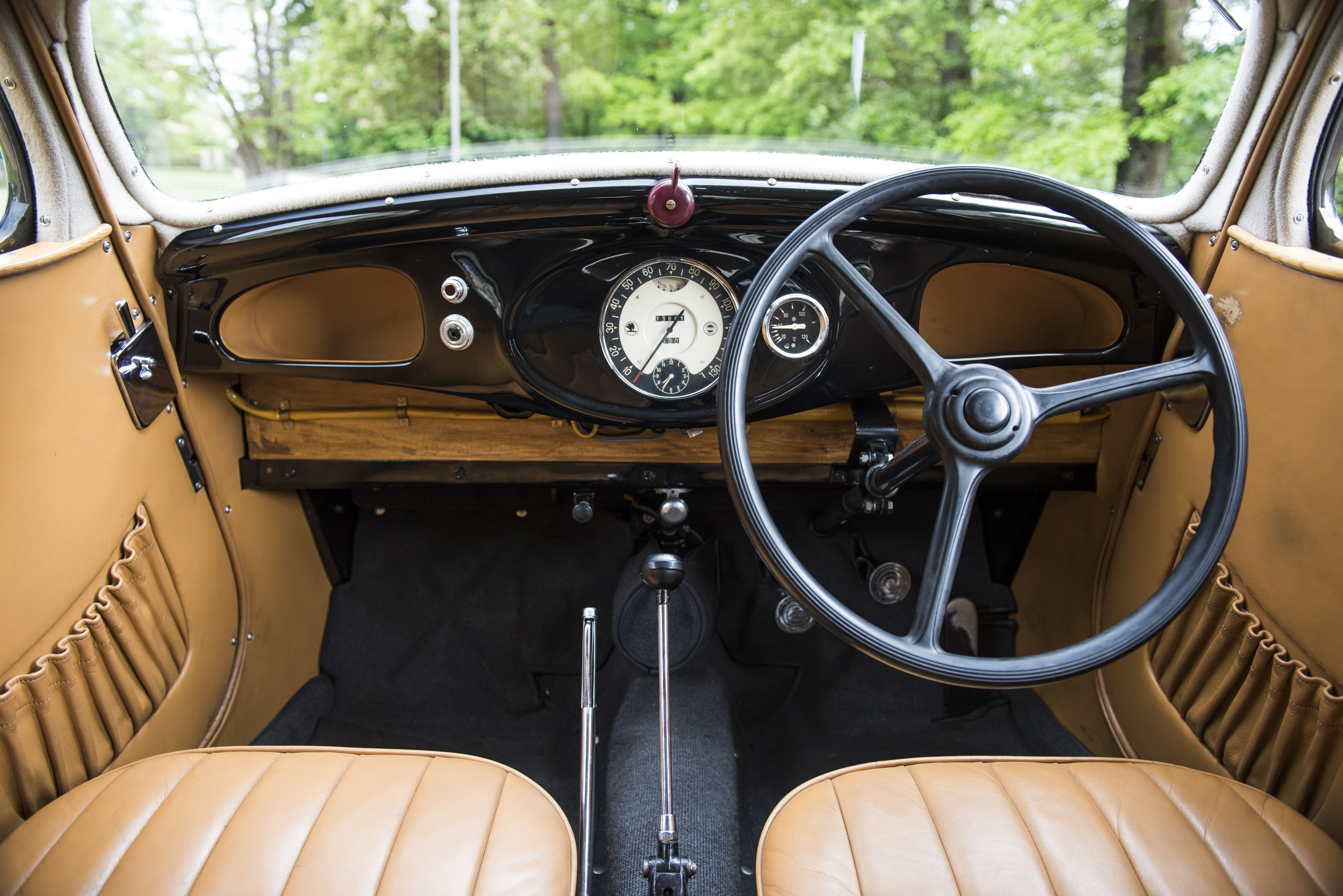 SKODA POPULAR Monte Carlo (1936–1939): The elegant model with rally DNA - Image 3