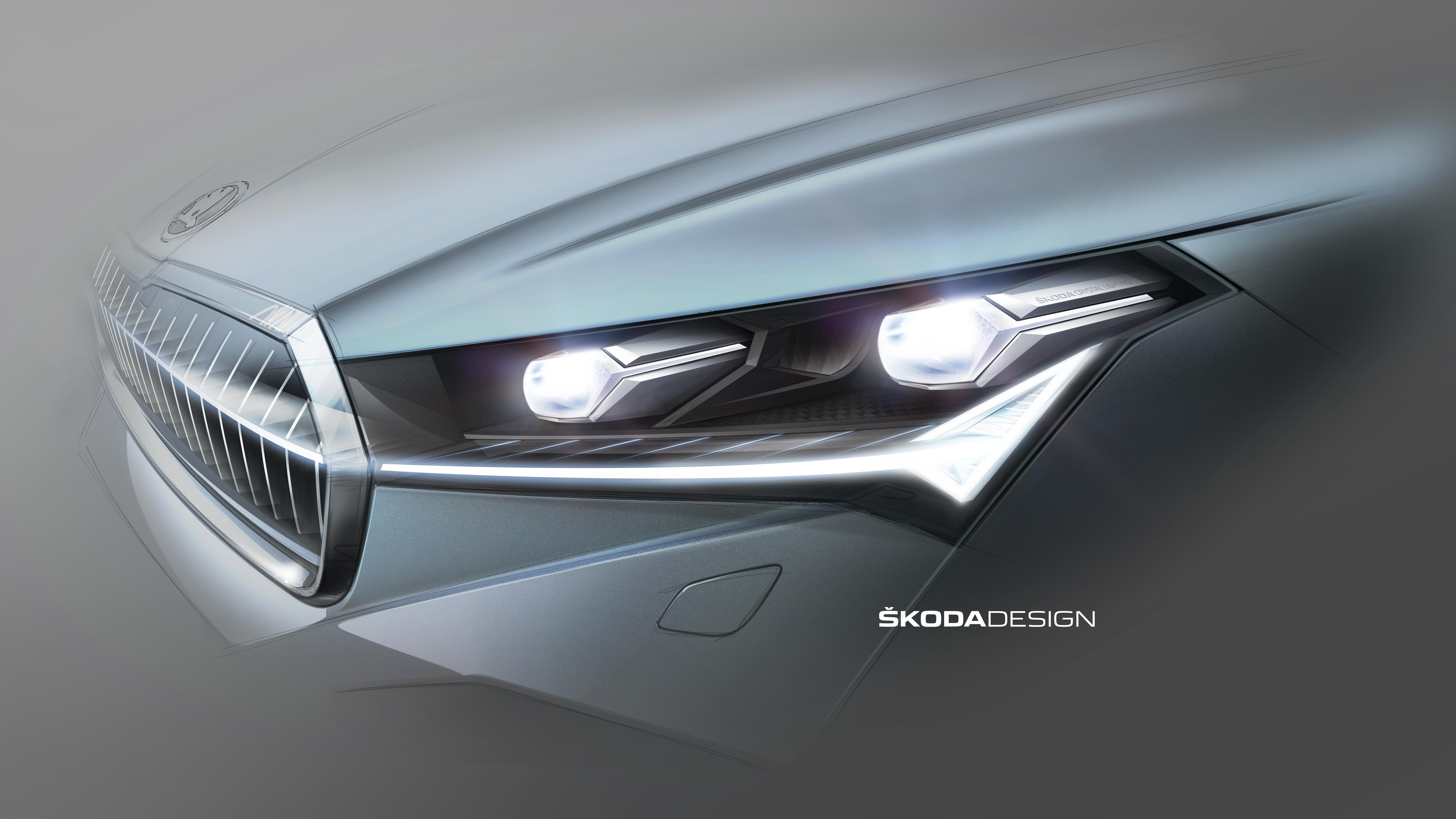 SKODA ENYAQ iV takes a fresh approach to lighting design - Image 1
