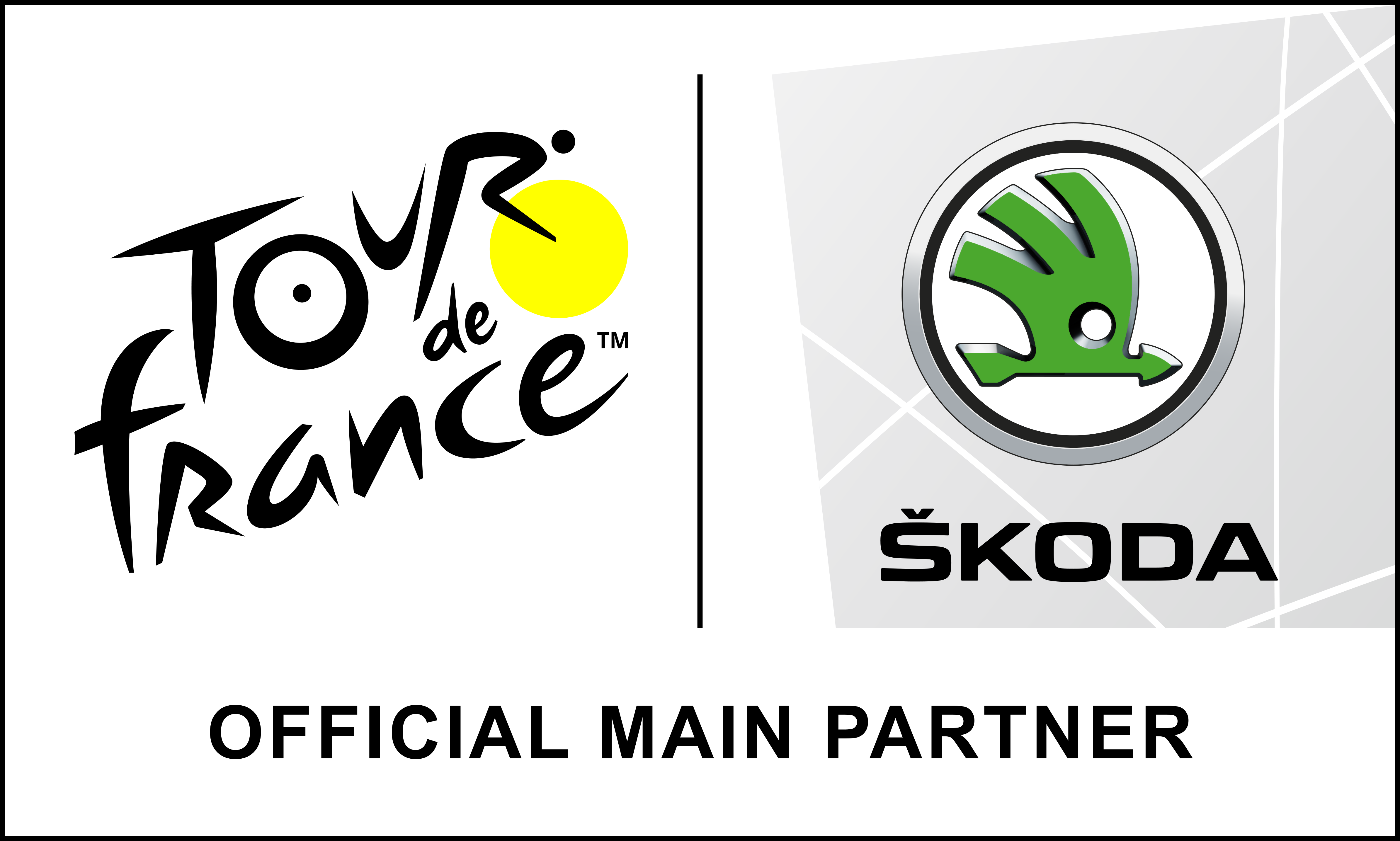 Skoda Auto Official Main Partner Of The Tour De France For 17th Time Skoda Storyboard